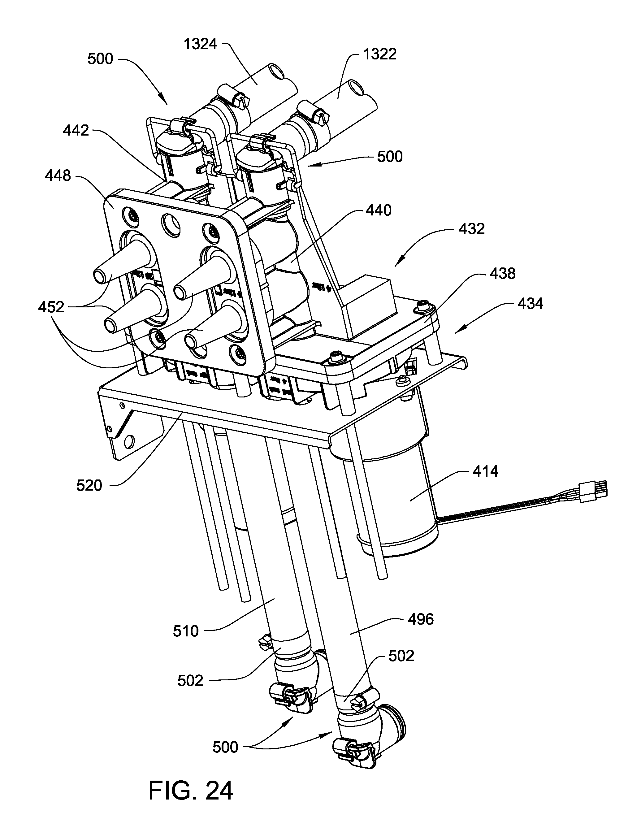 patent us8740866 medical surgical waste collection and disposal