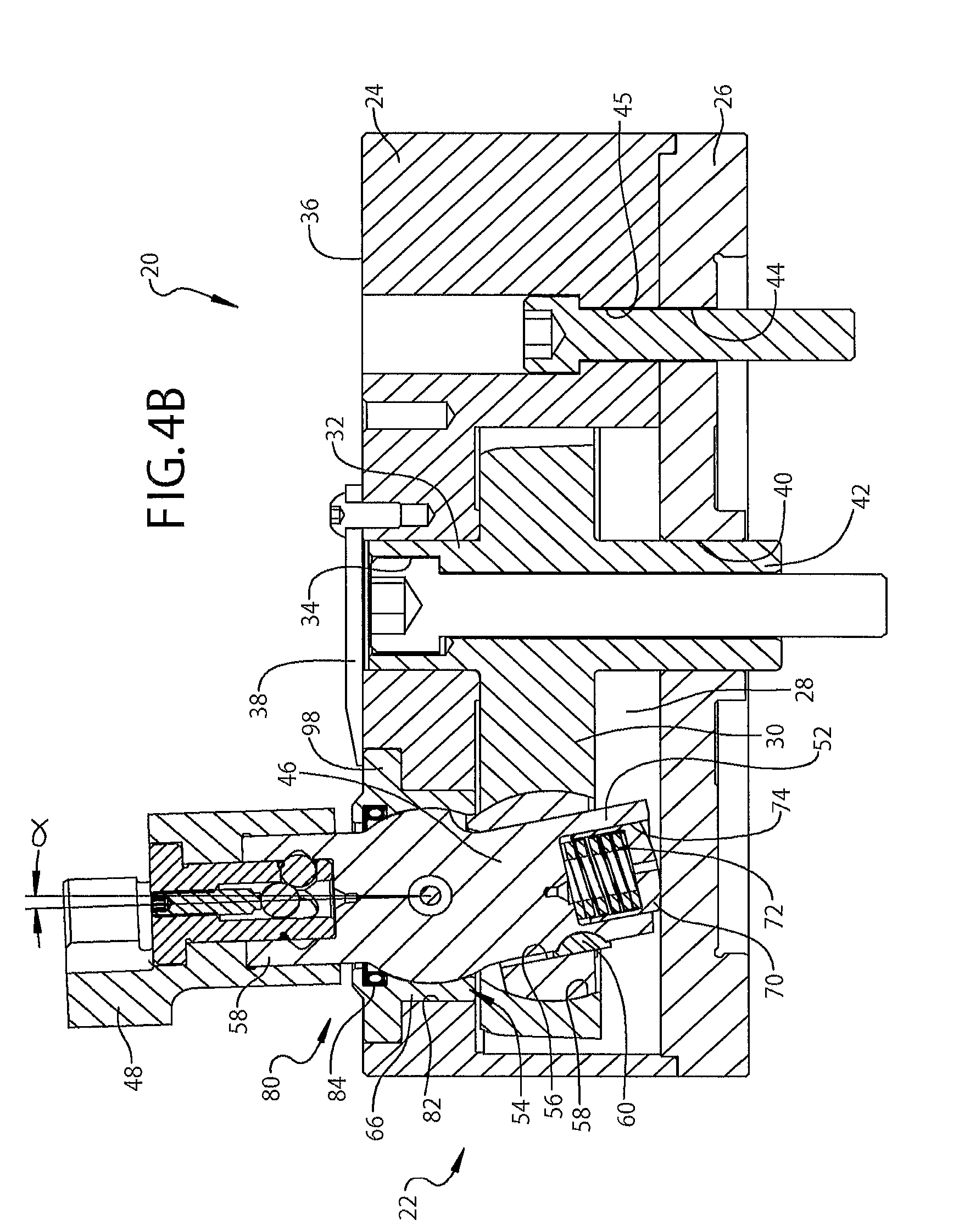 Patent Us8746704 Work Holding Chuck With Quick Release Jaws 2010 Chevy Hhr Fuel Filter Drawing