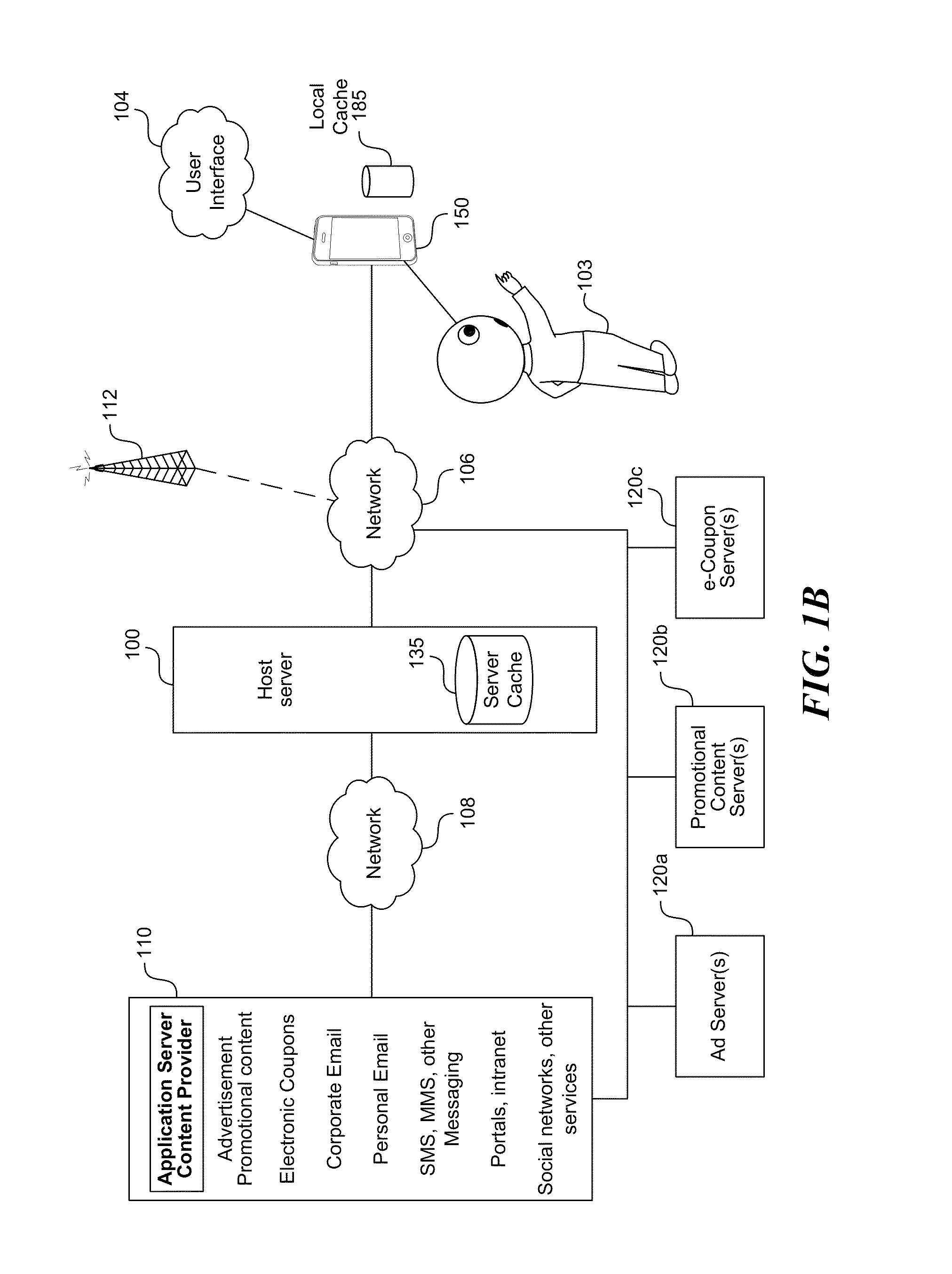 US08750123 20140610 D00002 patent us8750123 mobile device equipped with mobile network on mobile device management policy template
