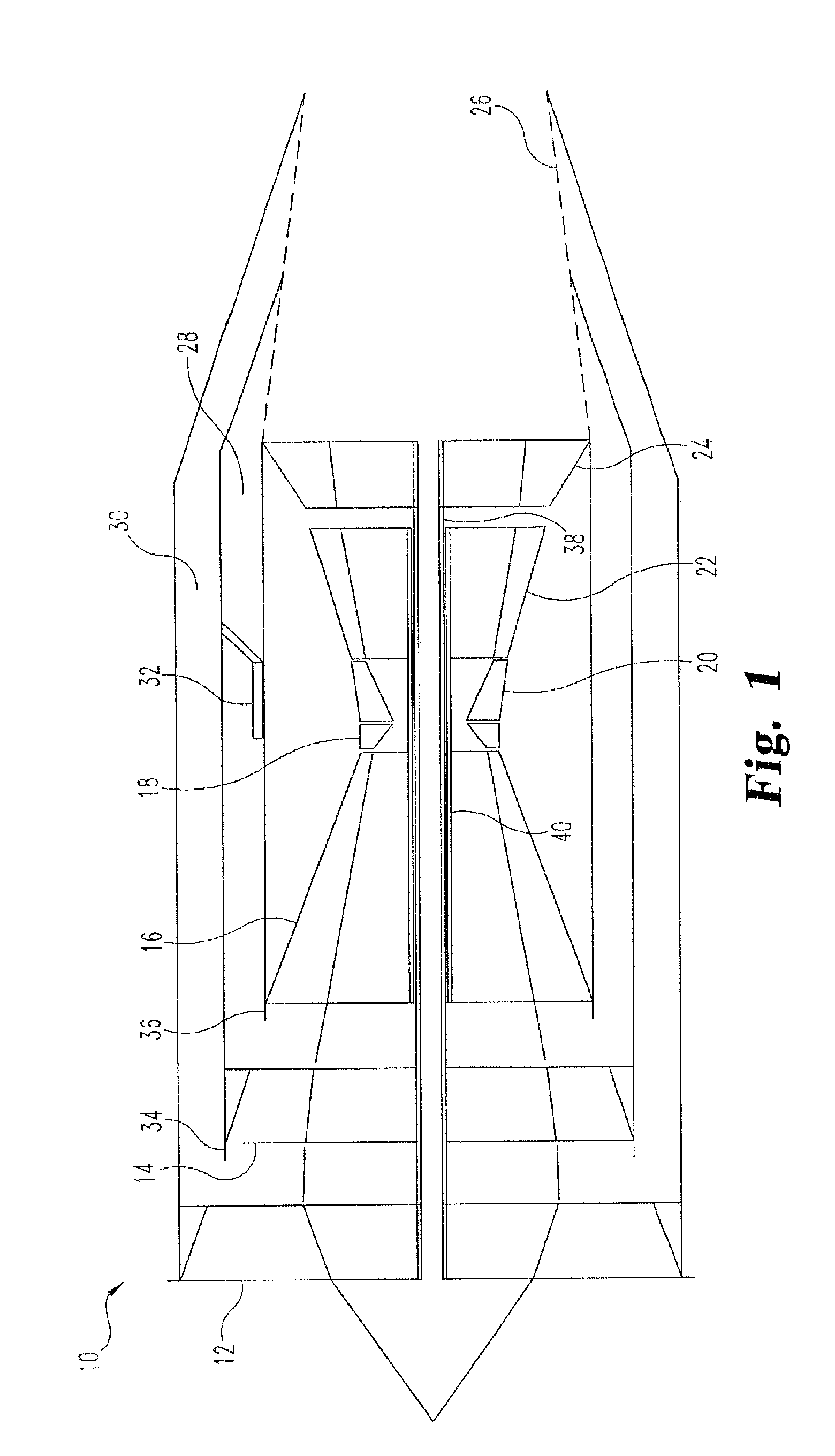 Patent US Gas turbine engine and cooling system Google