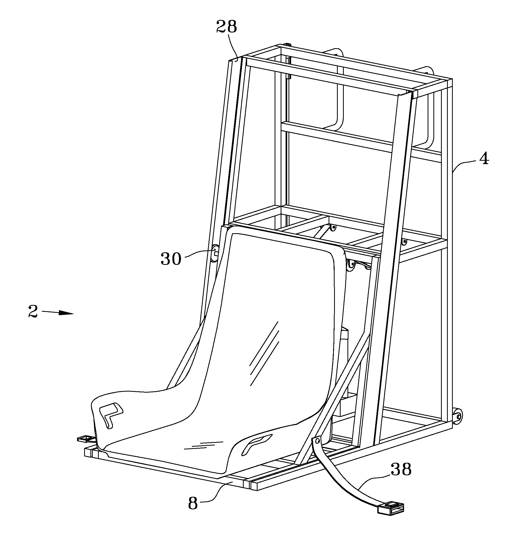 Patent US Medical emergency portable lift chair Google