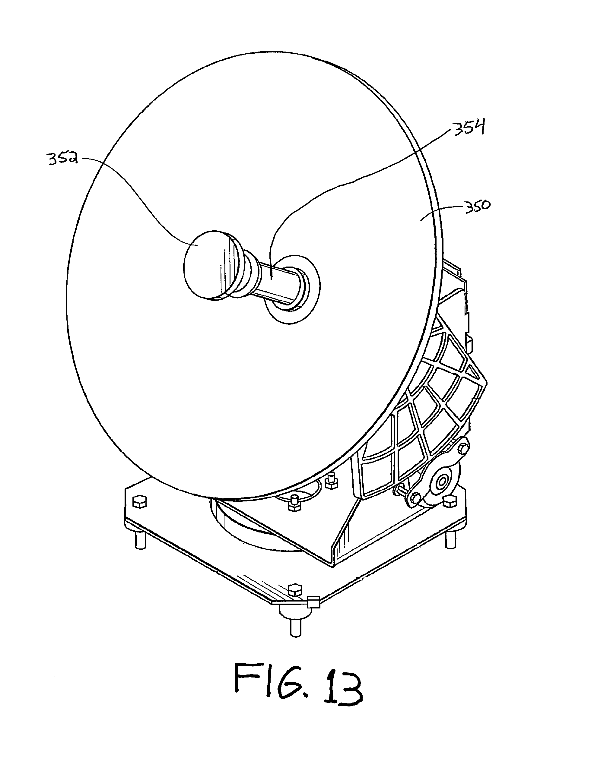 Patent Us8789116 Satellite Television Antenna System Google Patents Winegard Carryout Wiring Diagram Drawing