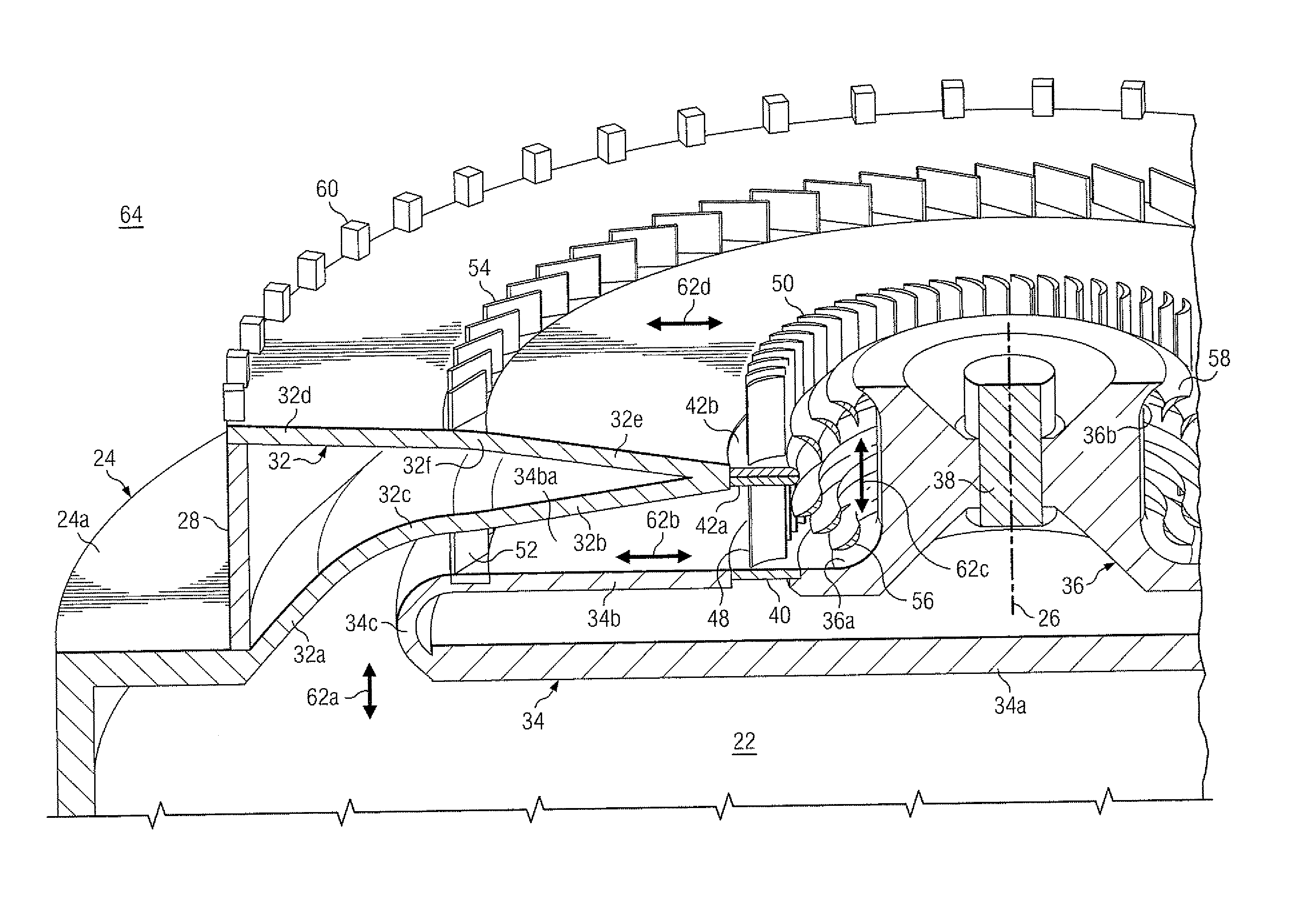 Patent US Energy conversion system with self rectifying