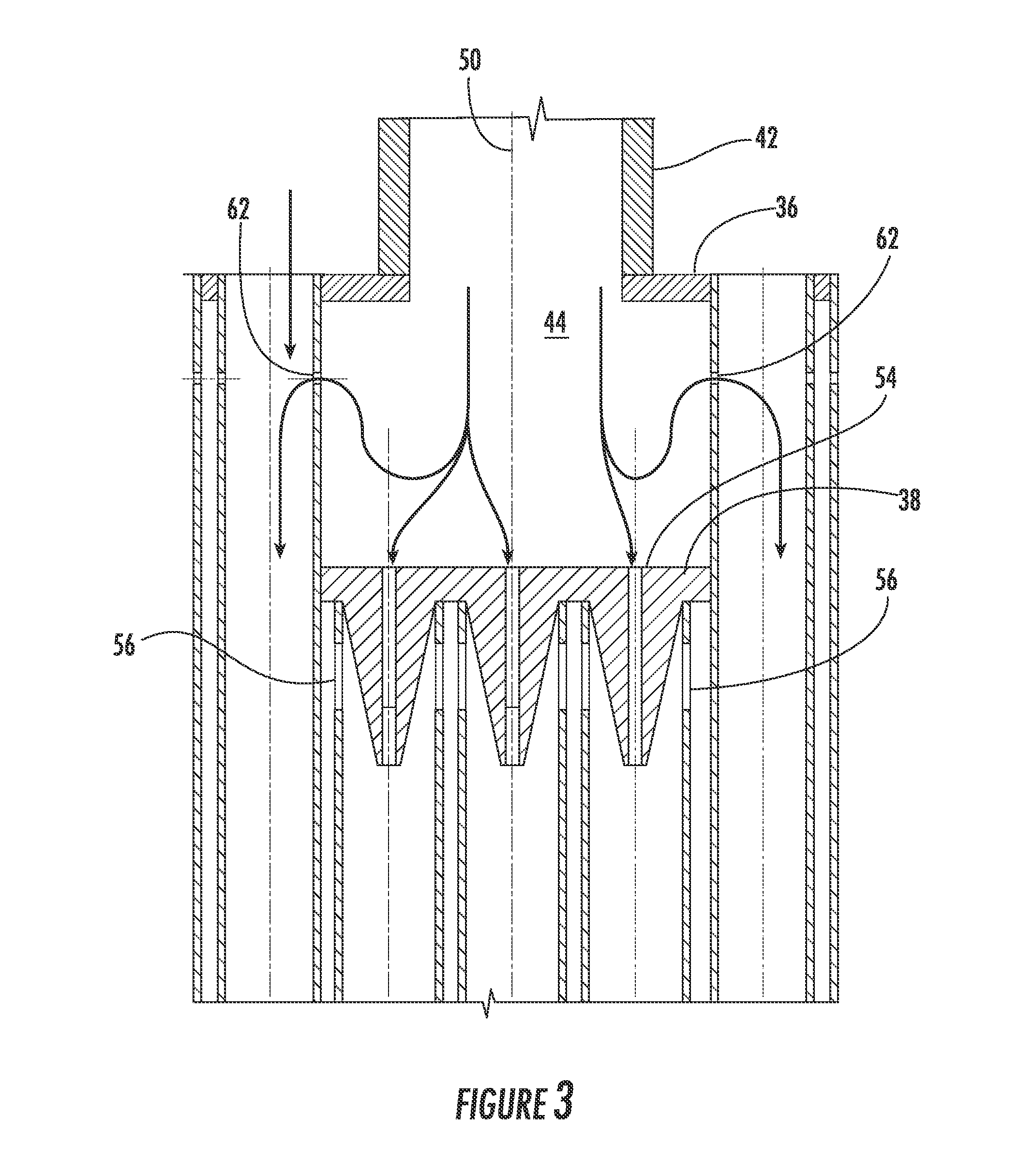 Patent US Apparatus and method for mixing fuel in a gas