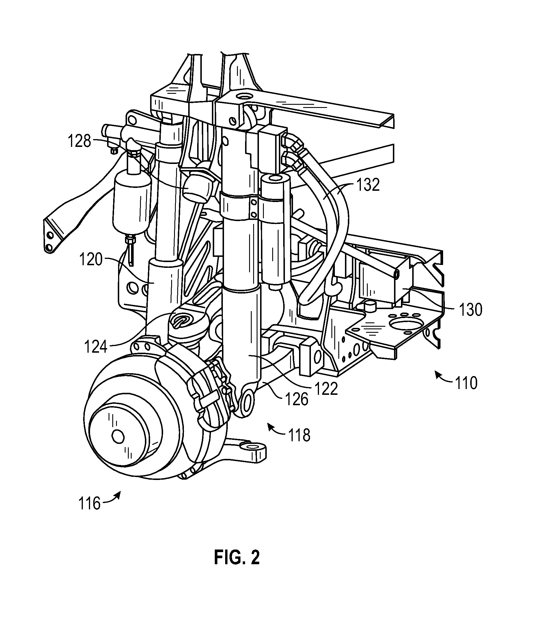 Patent Us8801017 Position Dependent Damper For A Vehicle Windshield Wipers 124 1241 Wiring Diagram Drawing