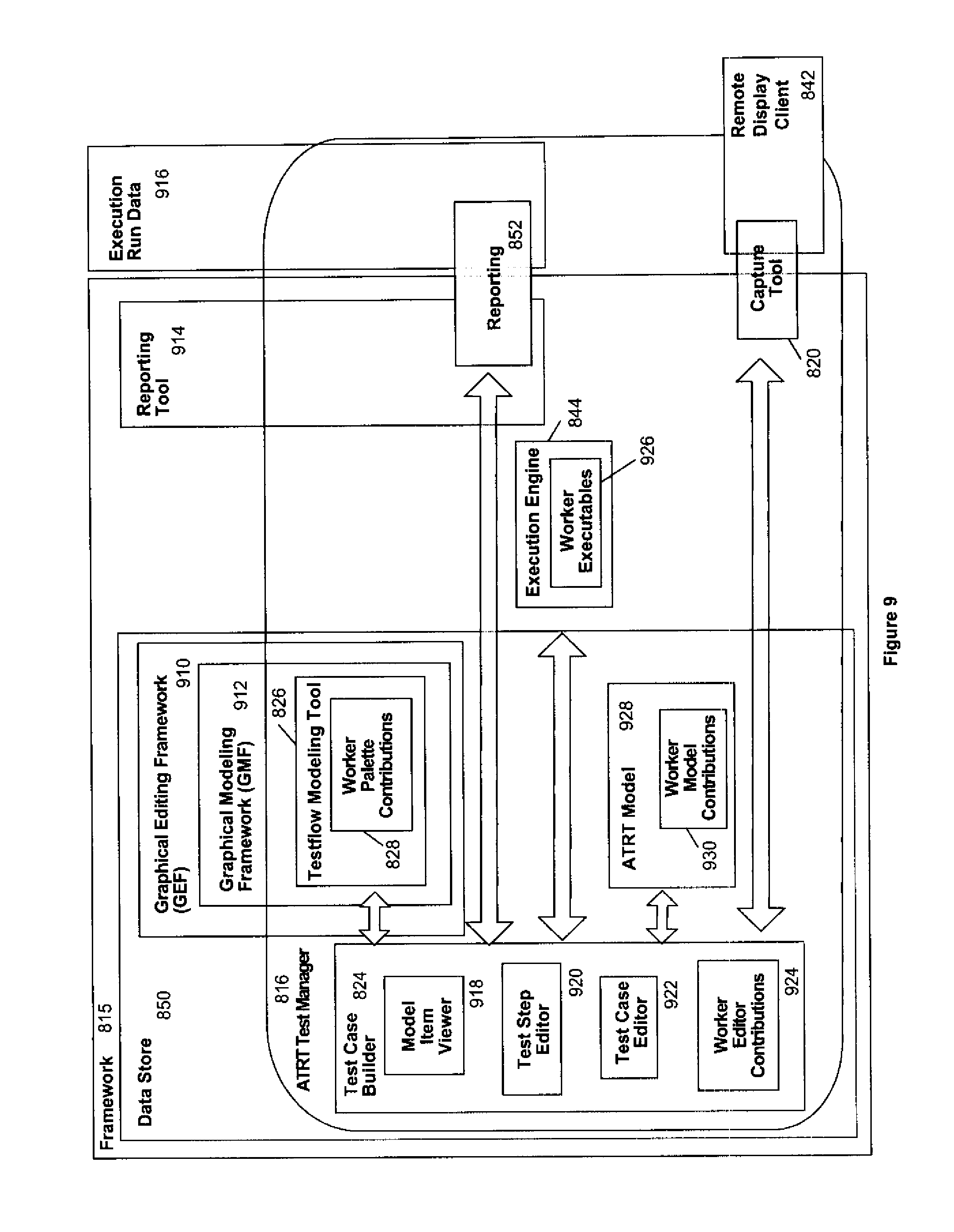patent us8826084 method and system for implementing automated test