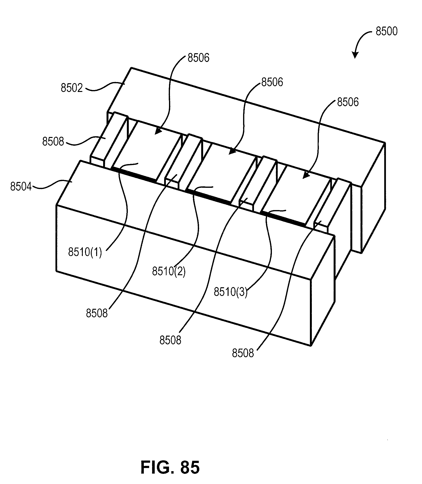 Patent Us8836463 Voltage Converter Inductor Having A Nonlinear 2001 Ford Ranger Engine Diagram Drawing