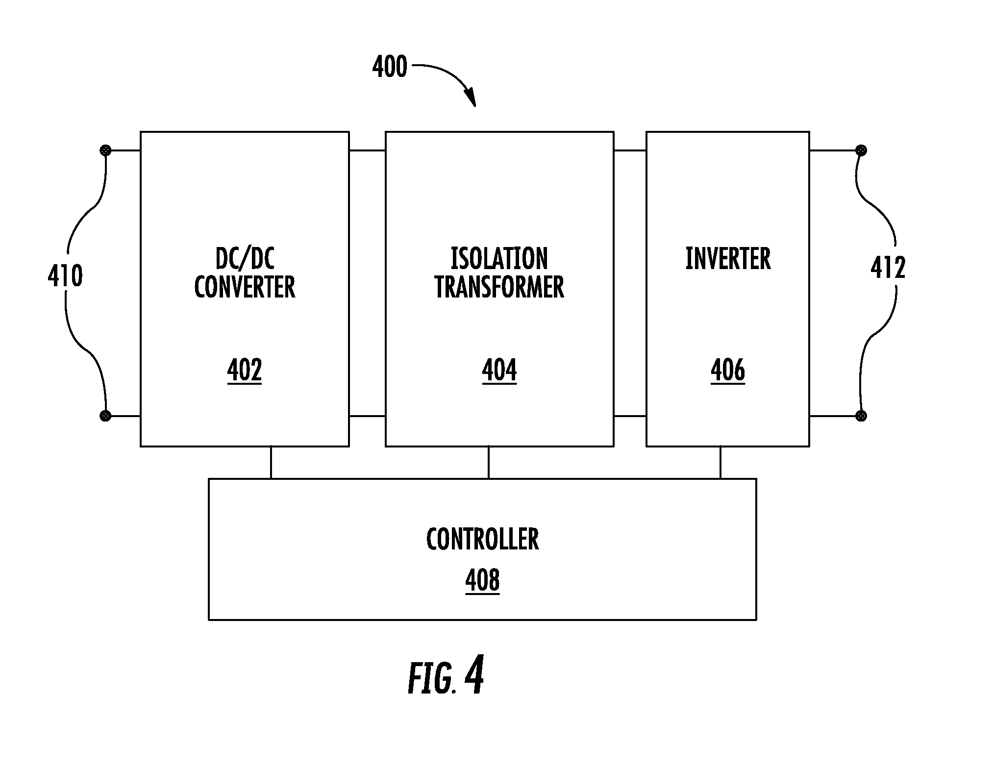Patent Us8842451 Power Systems For Photovoltaic And Dc Input Besides Ac Inverter Circuit Diagram Also Converter Drawing