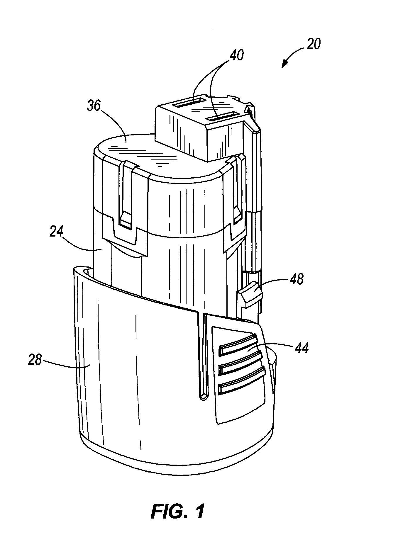 brevet us8851200