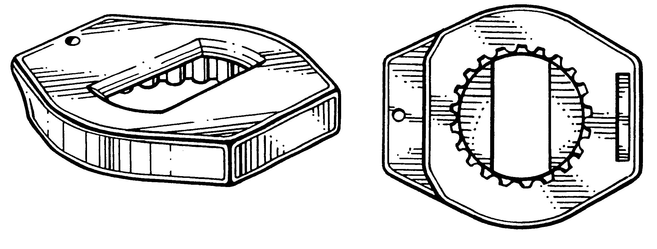 patent usd442449 bottle opener google patents. Black Bedroom Furniture Sets. Home Design Ideas