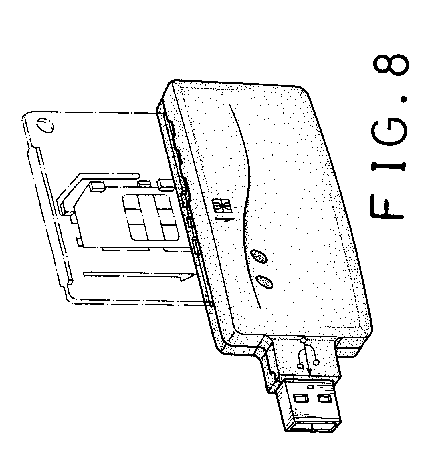 ud2b9 ud5c8 usd445422 - integrated circuit card reader
