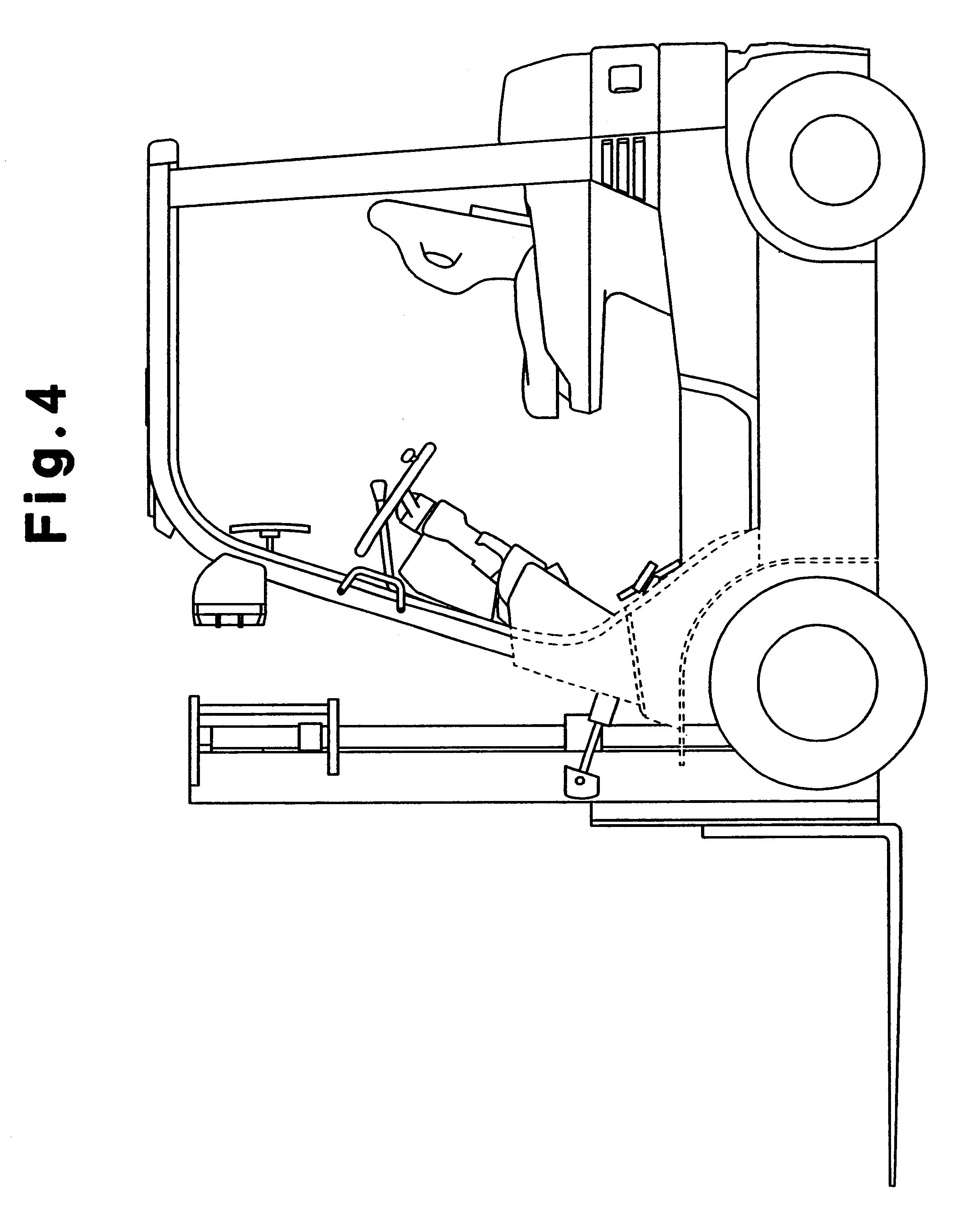 electric pallet jack part diagram