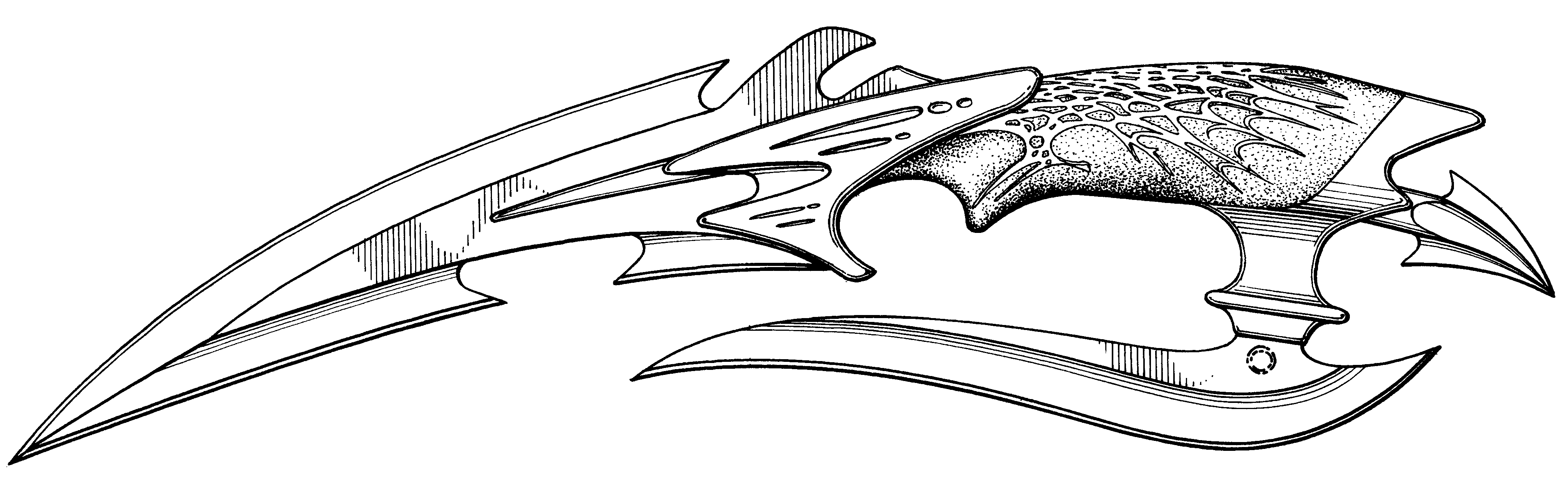 army knife coloring pages - photo#34