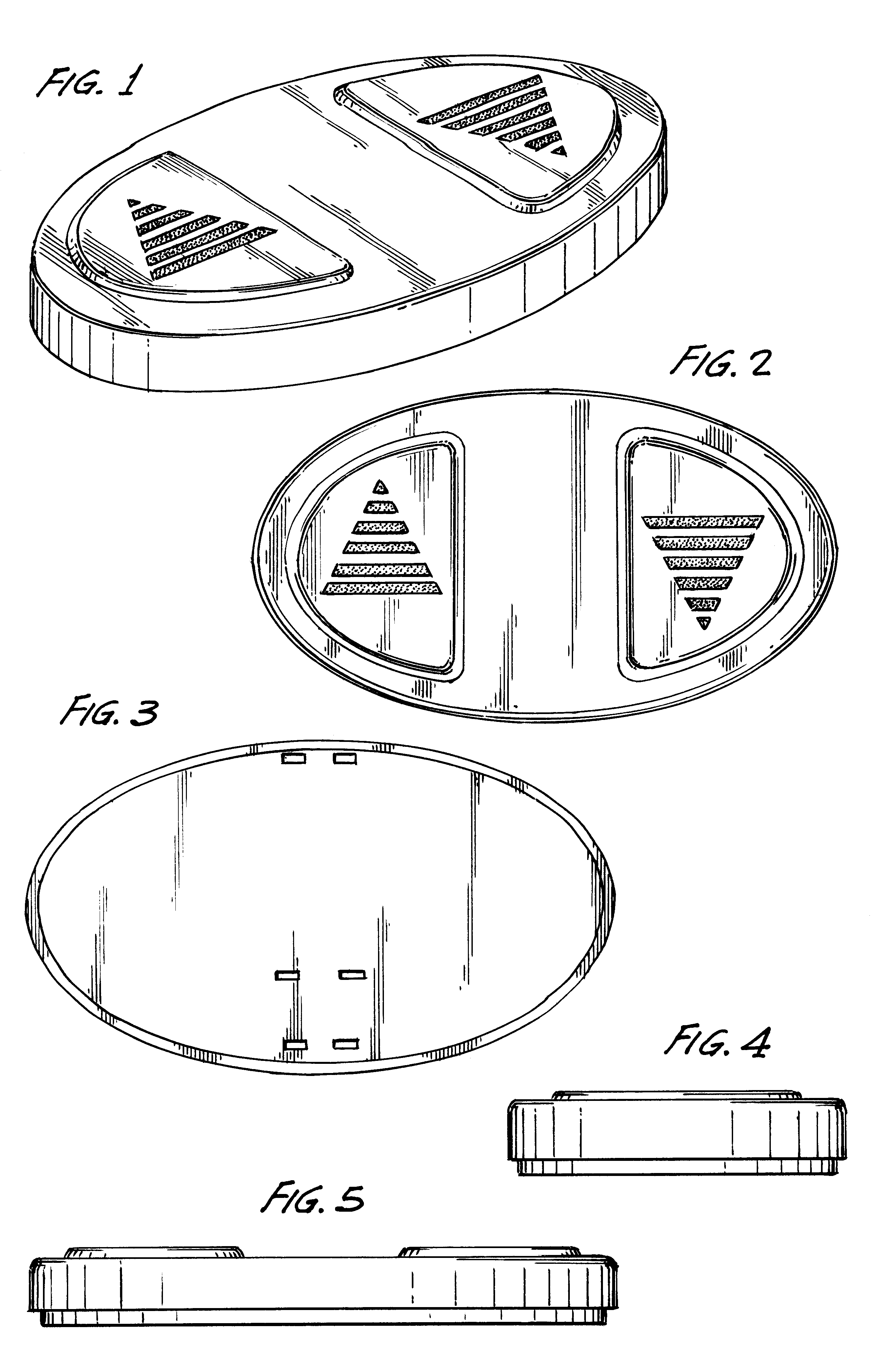 patent usd463381 - foot switch