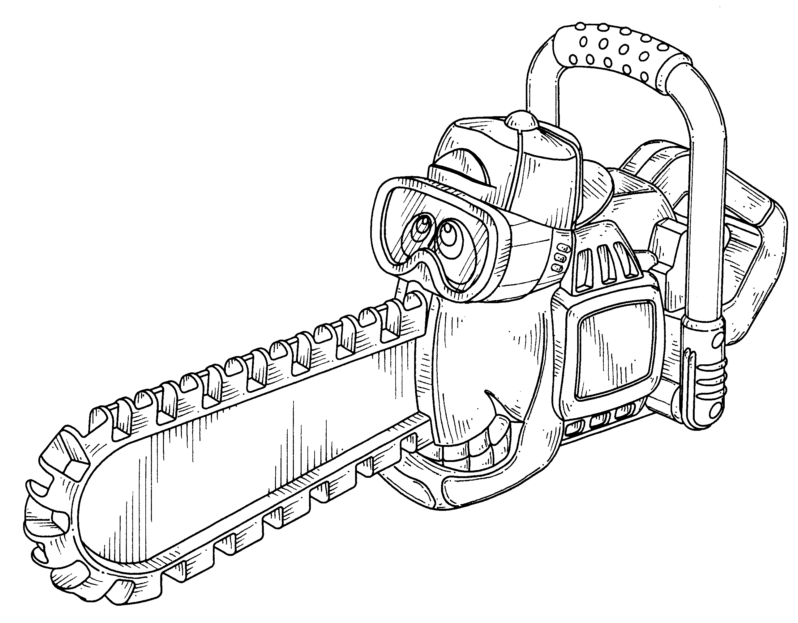 Patent Usd466957 Toy Chainsaw Google Patents