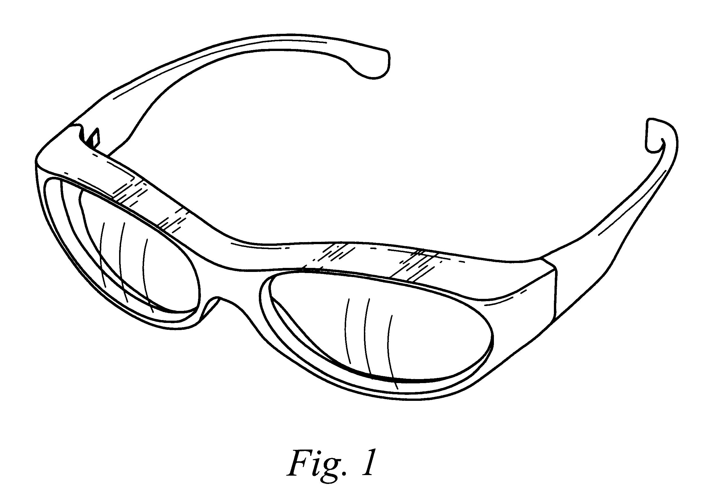eyeglasses for fashion  ornamental design for