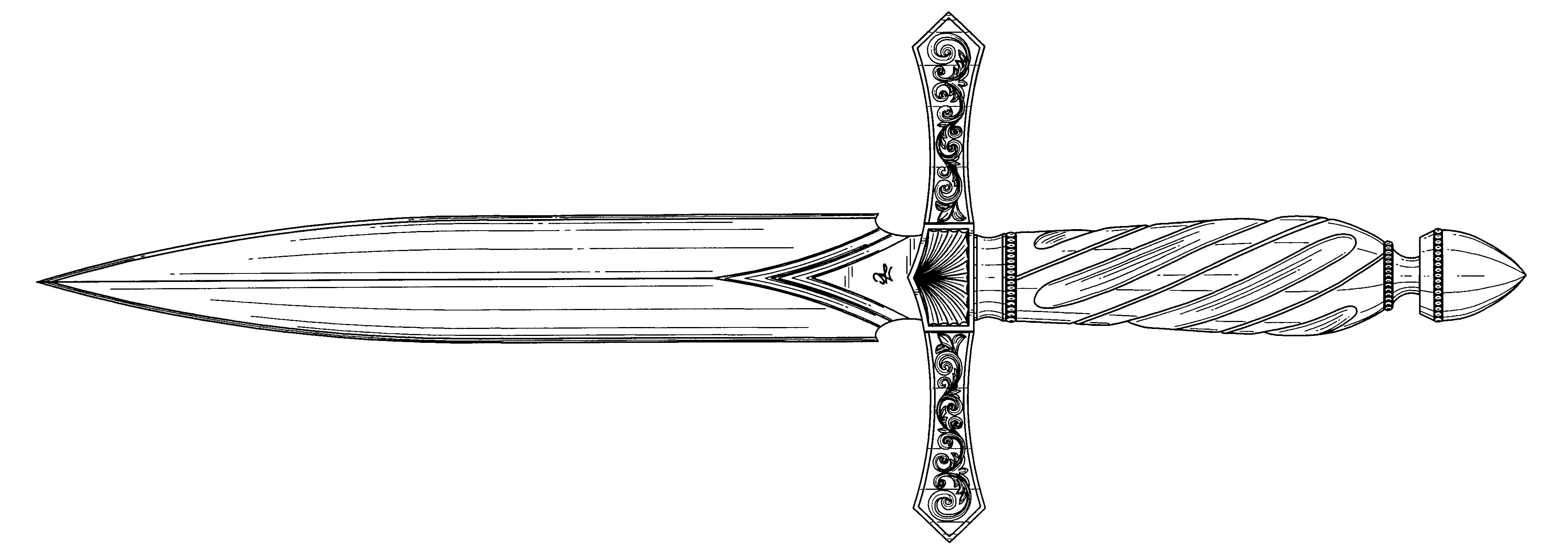 macbeth dagger drawing - photo #2