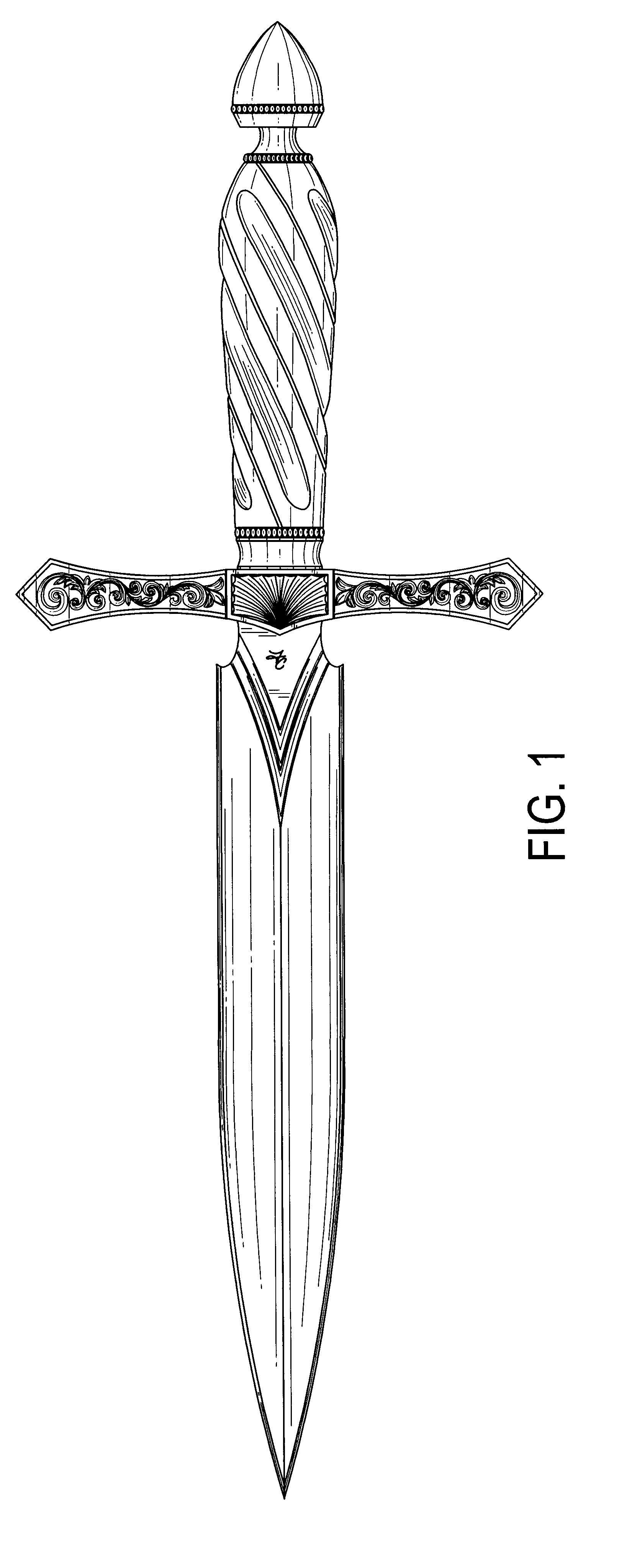 macbeth dagger drawing - photo #1