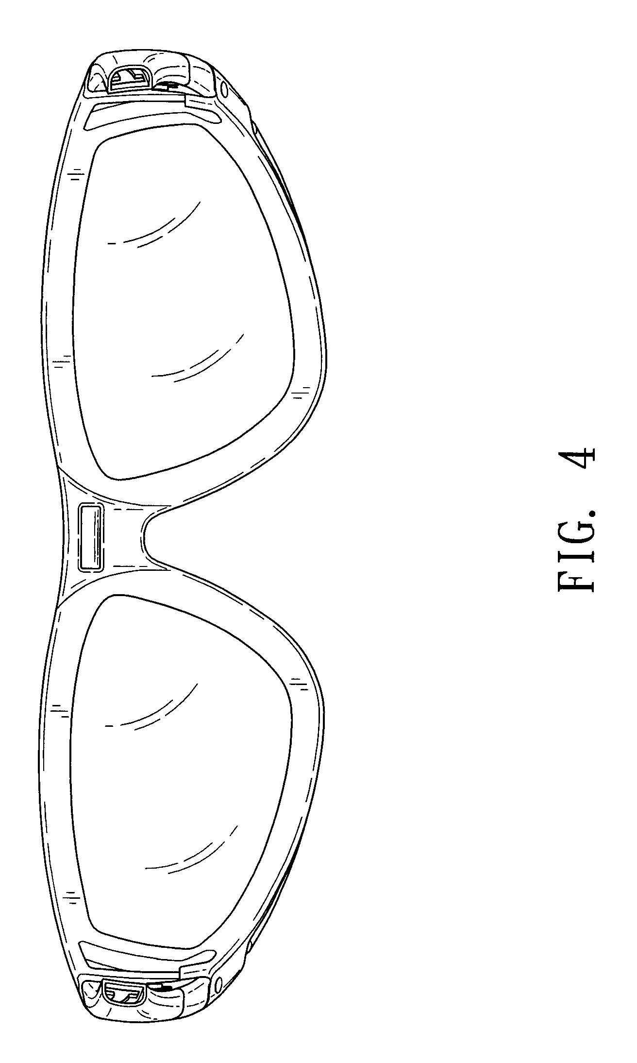 eyeglass sport strap  the eyeglass
