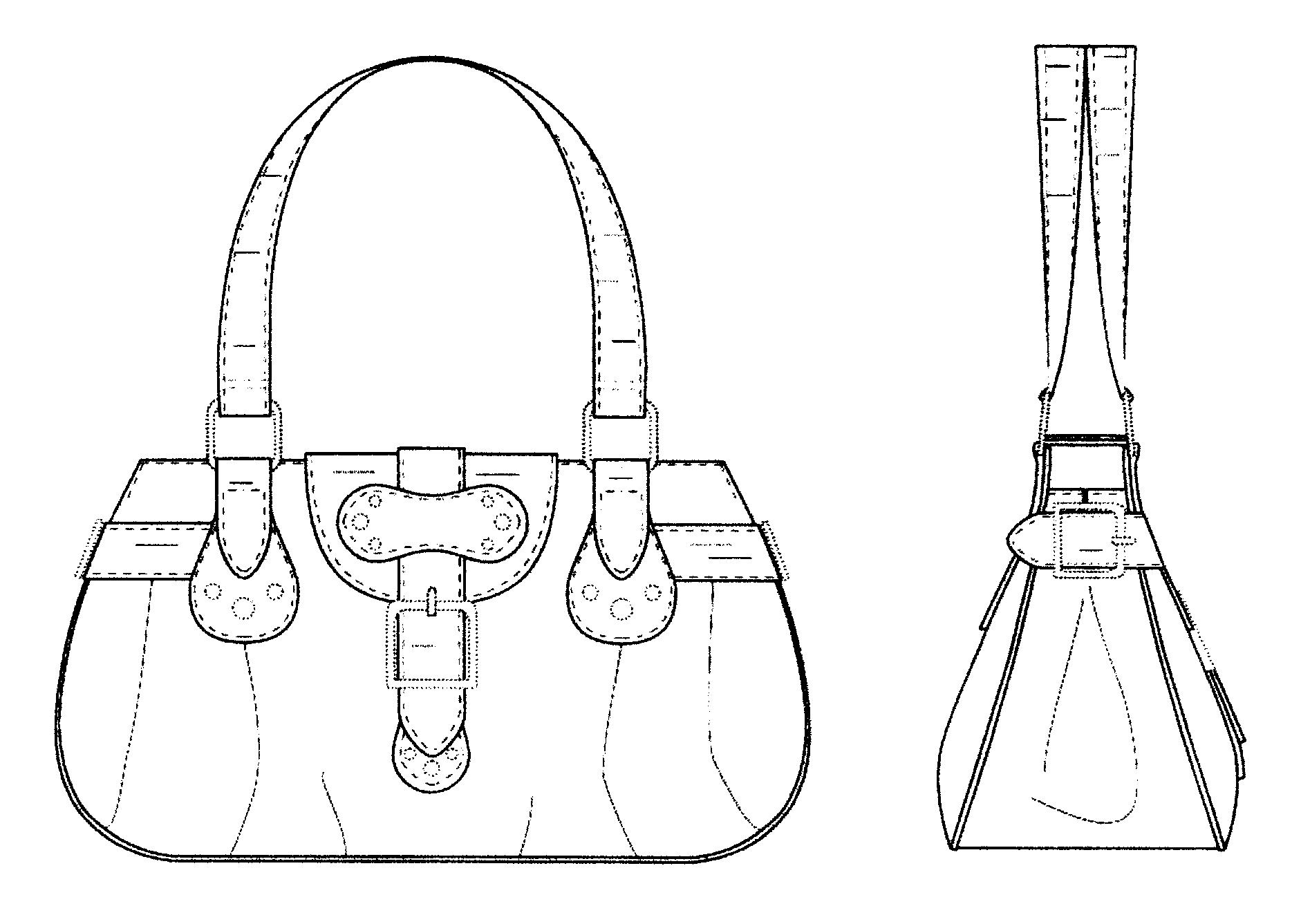 包 包包 简笔画 挎包手袋 女包 手绘 手提包 线稿 750 822