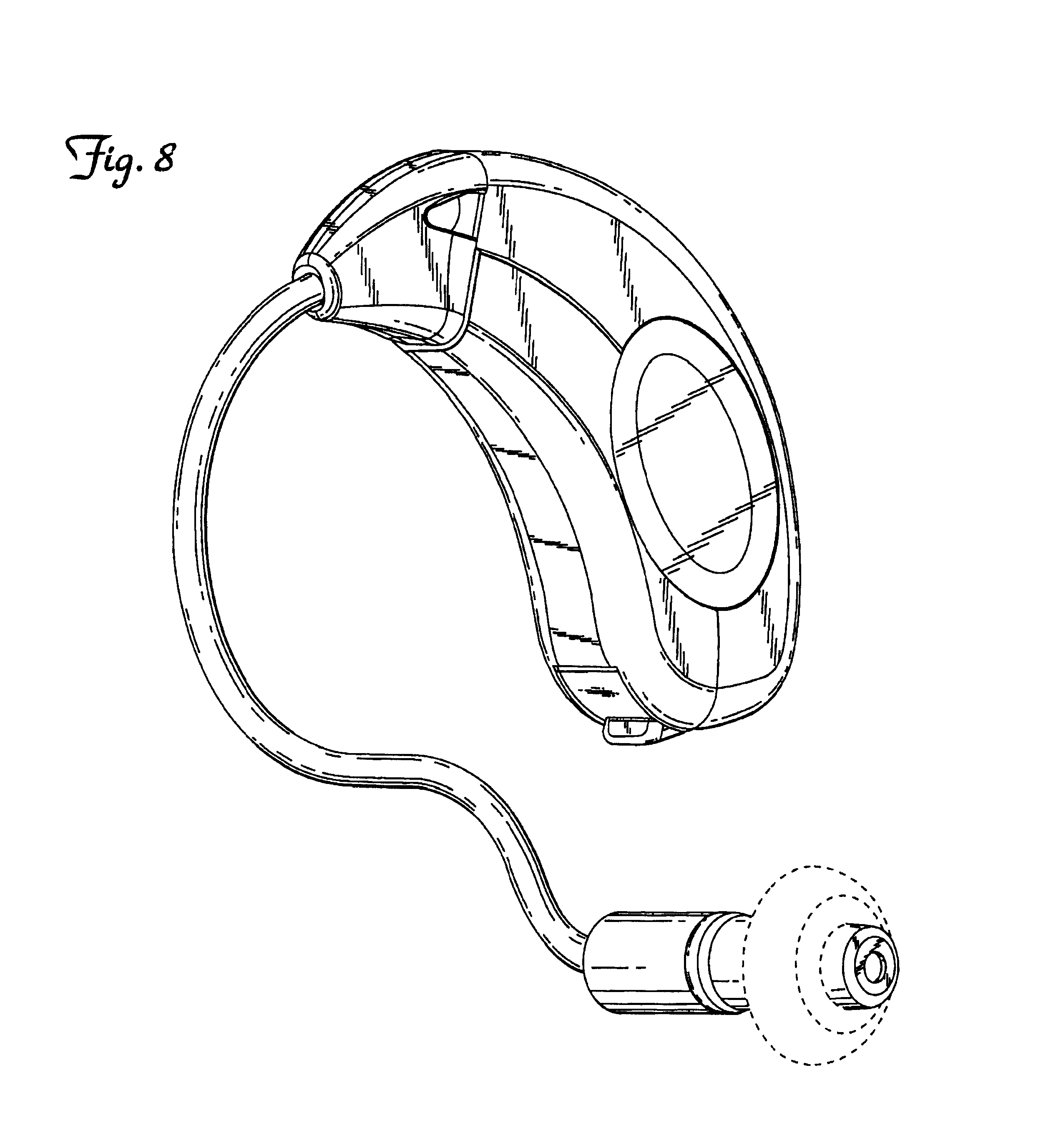 patent usd541420 - hearing aid assembly