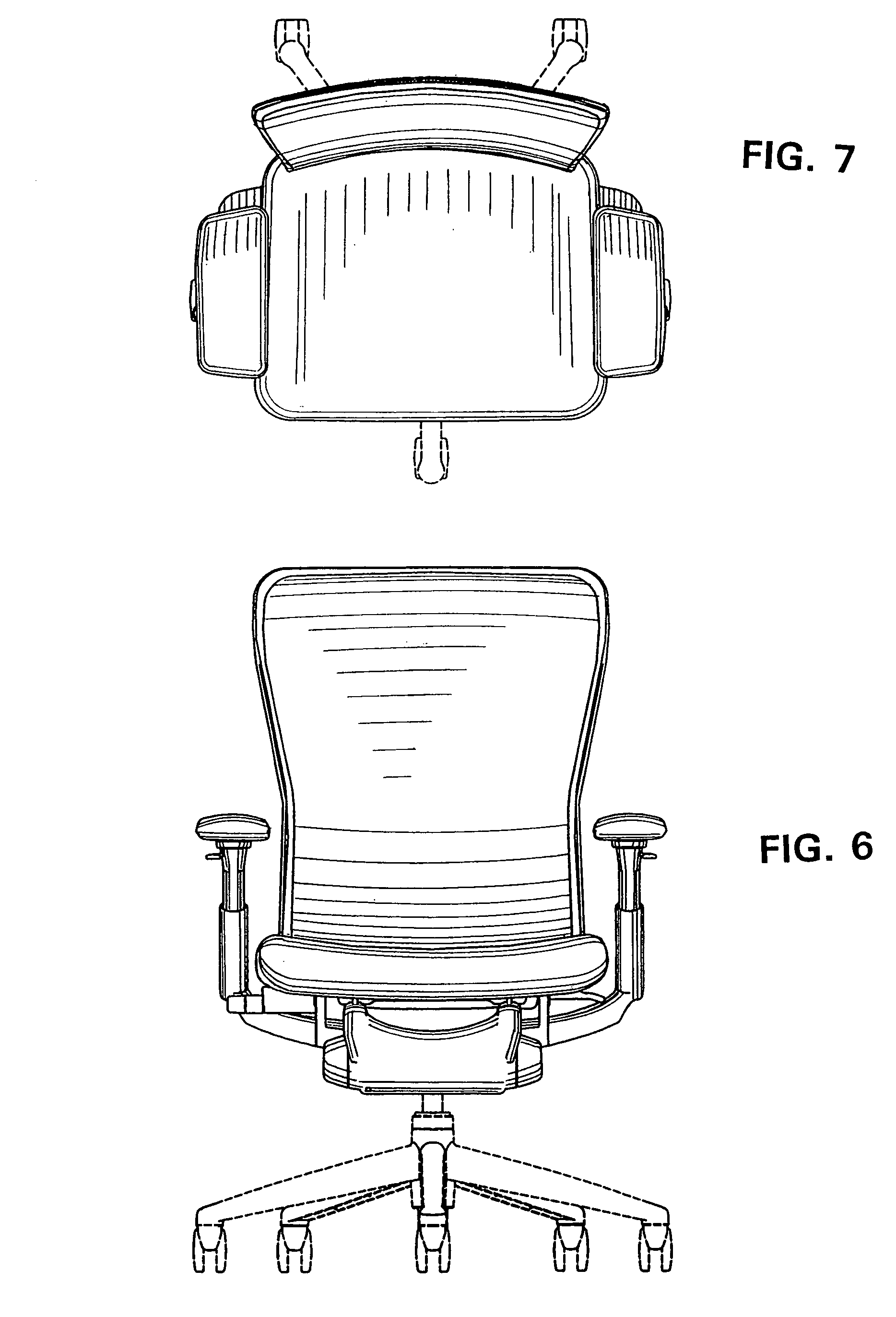 Patent USD545076 Office Chair Google Patents