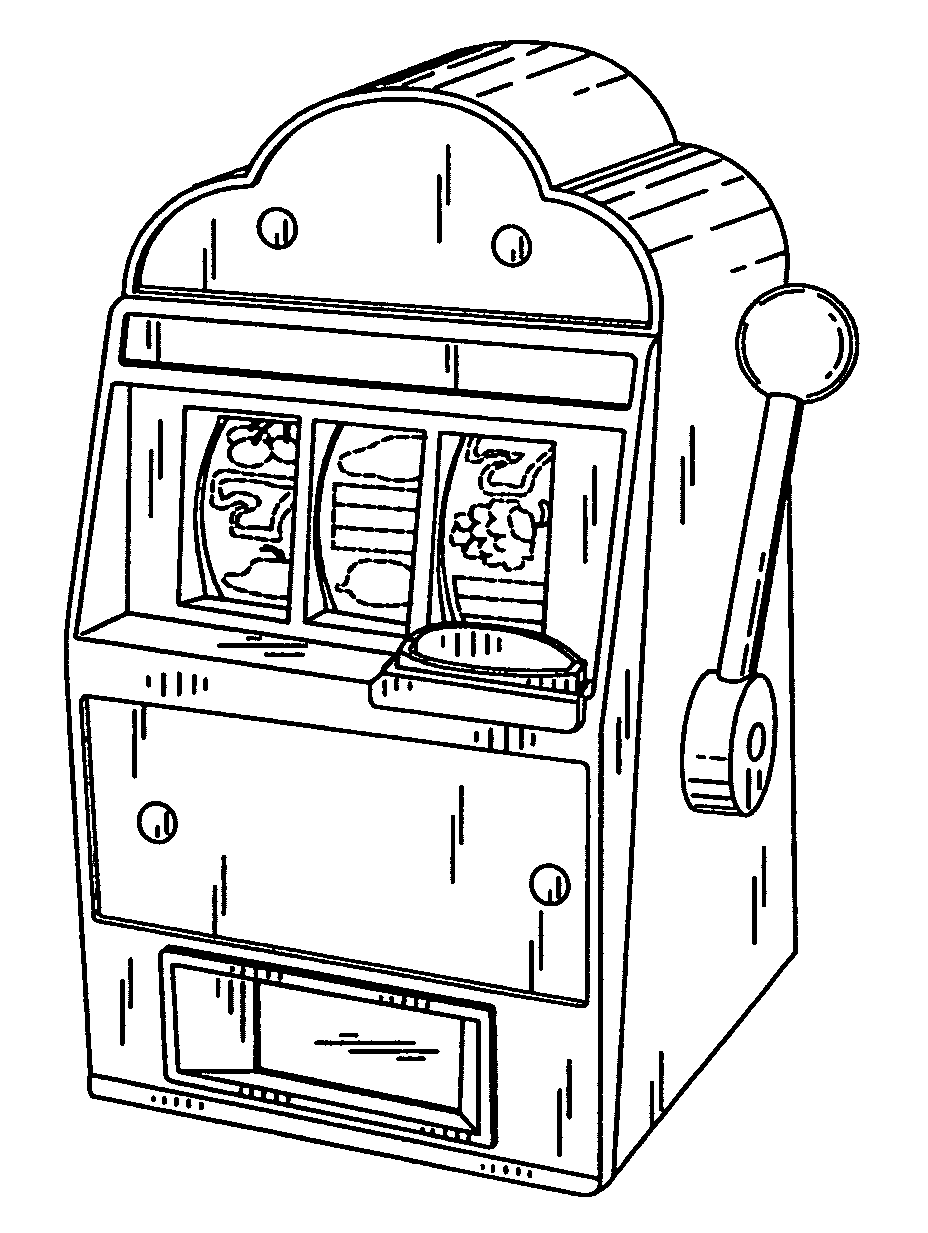 Slot machine invention
