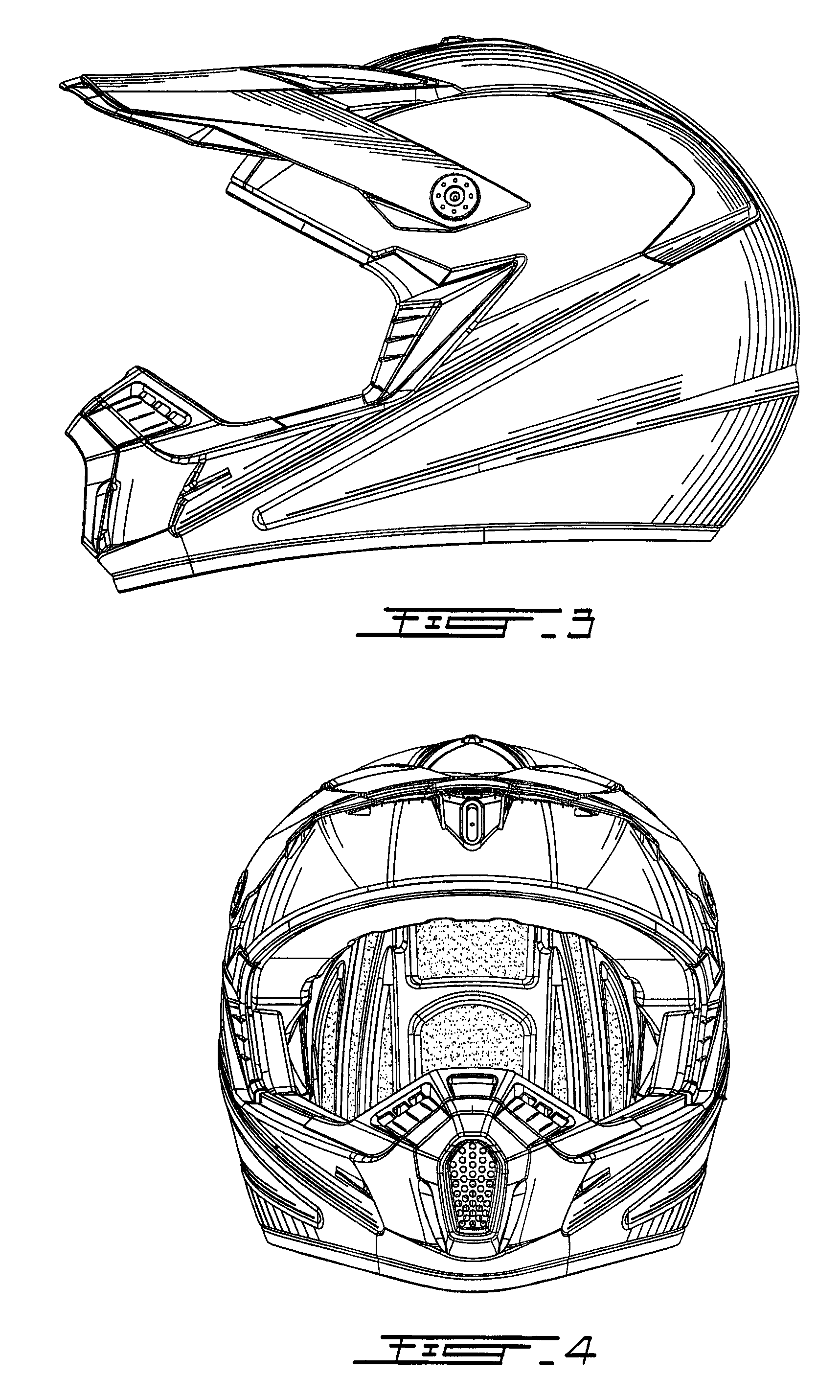 How To Draw A Dirt Bike Helmet Easy