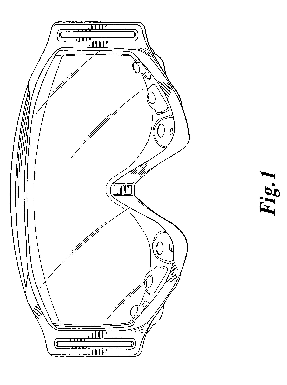 reban goggles  fog-resistant