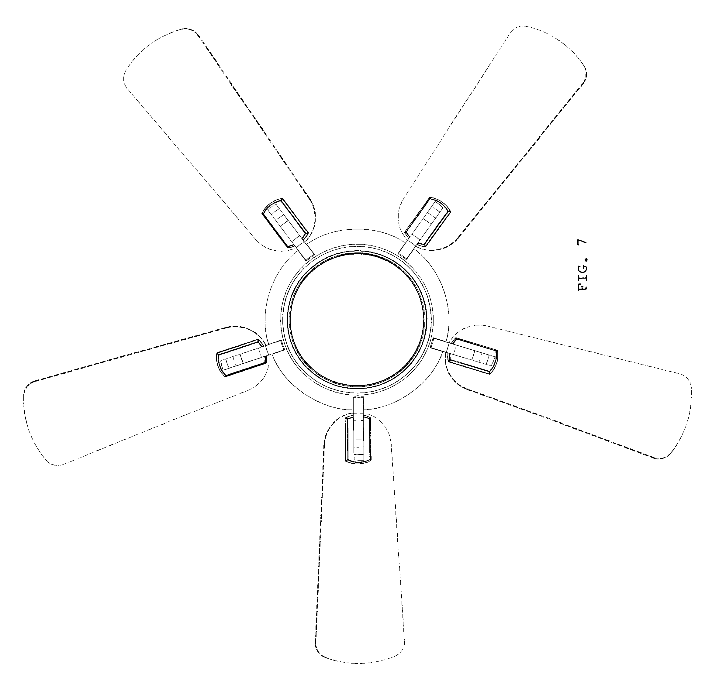 Patent usd607096 combined ceiling fan and light fixture google patents - Sme information about best cieling fan ...