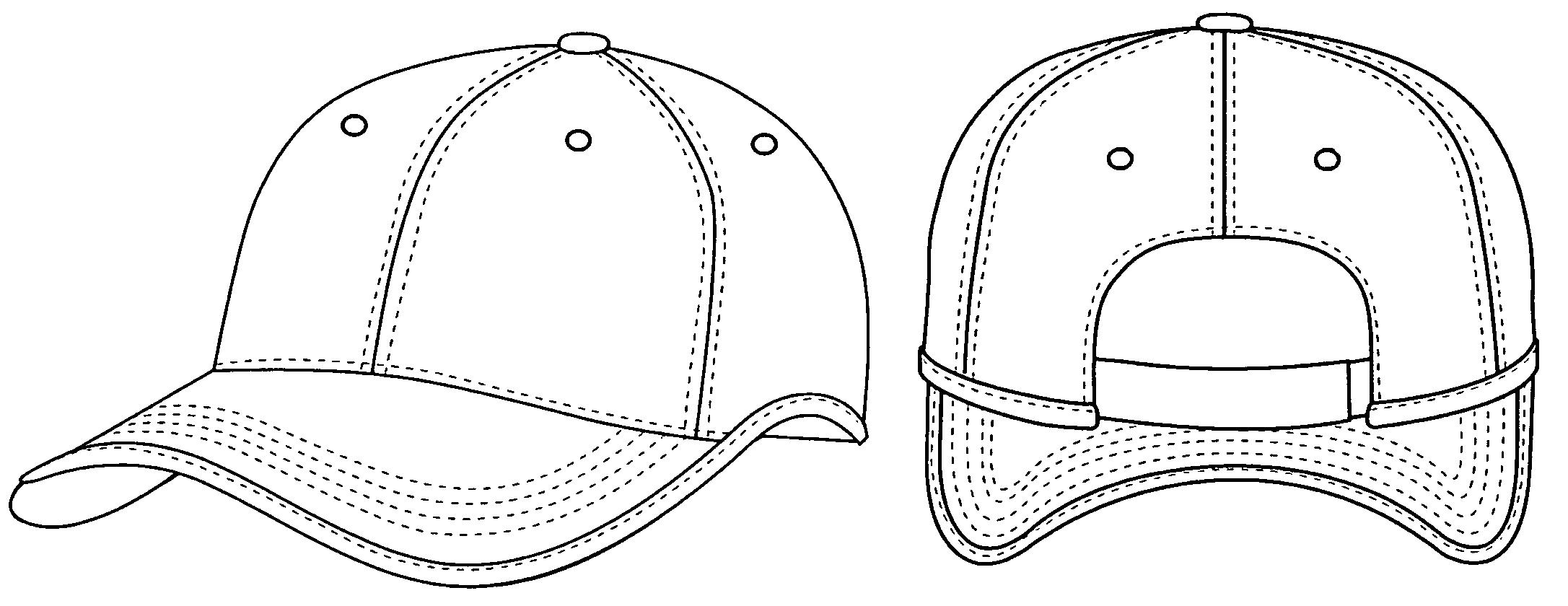 patent usd641961 baseball cap patents