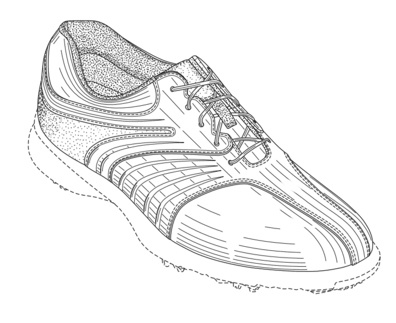 简笔画 手绘 线稿 鞋 运动鞋
