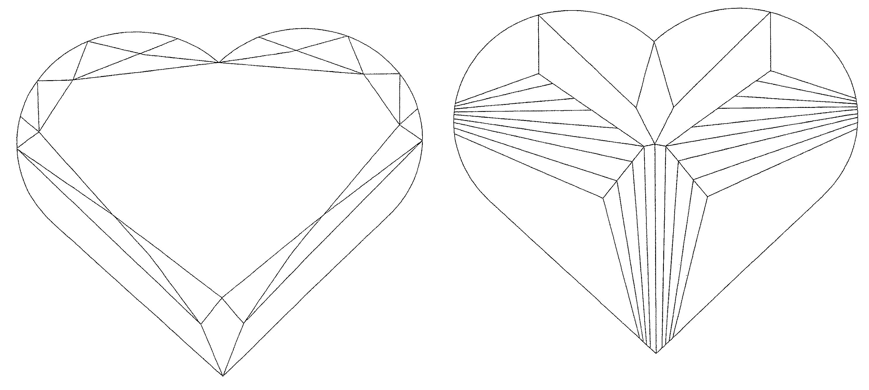 钻石设计图手绘