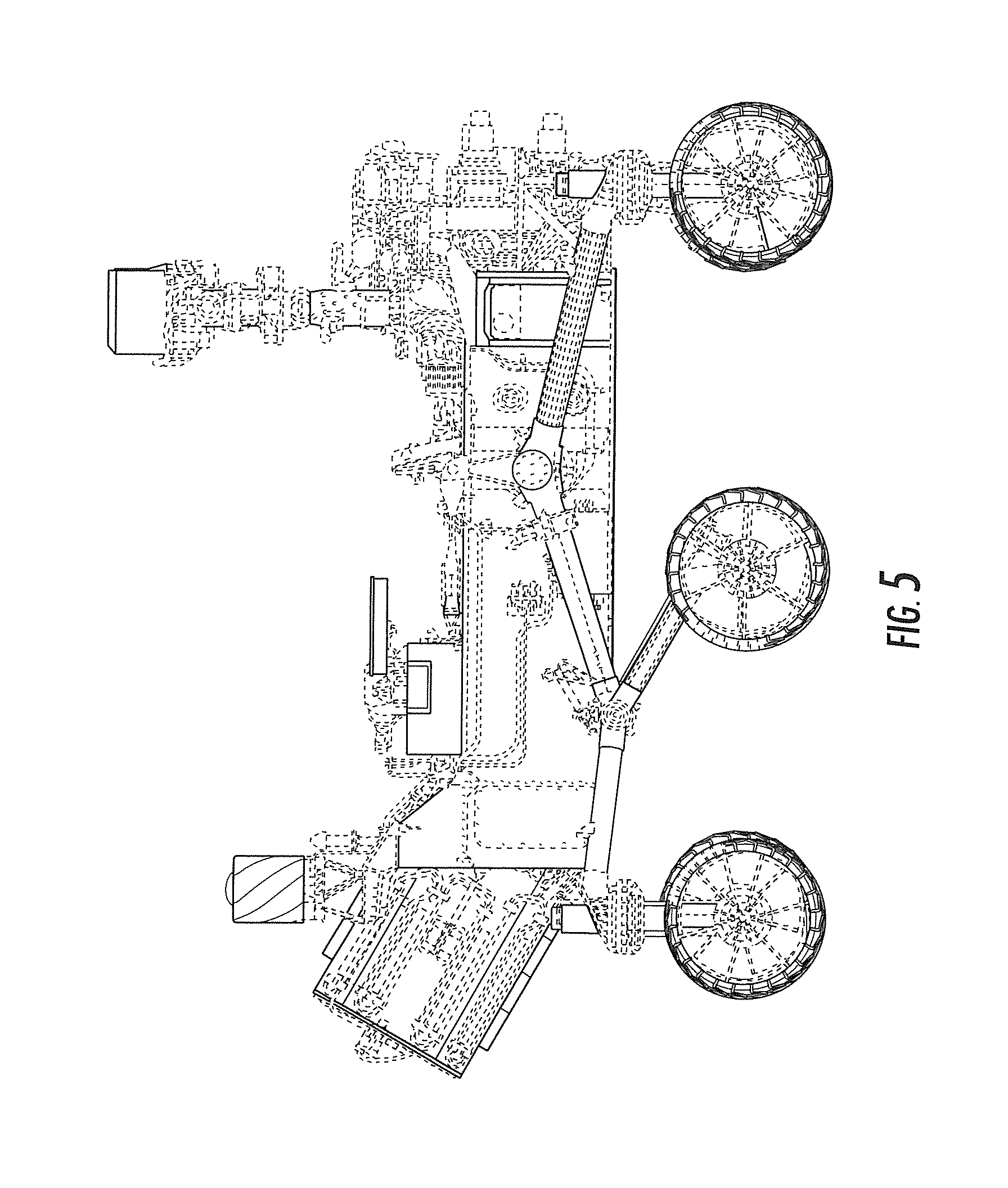 mars curiosity rover technical drawing - photo #12