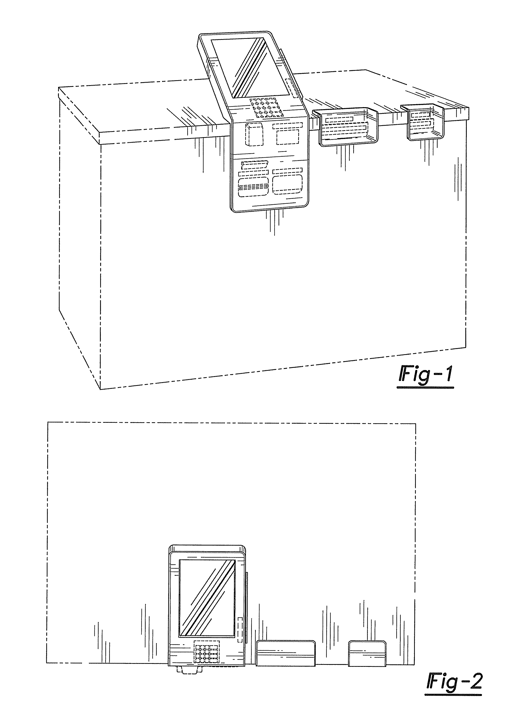 patent usd679885 bank teller counter google patents. Black Bedroom Furniture Sets. Home Design Ideas