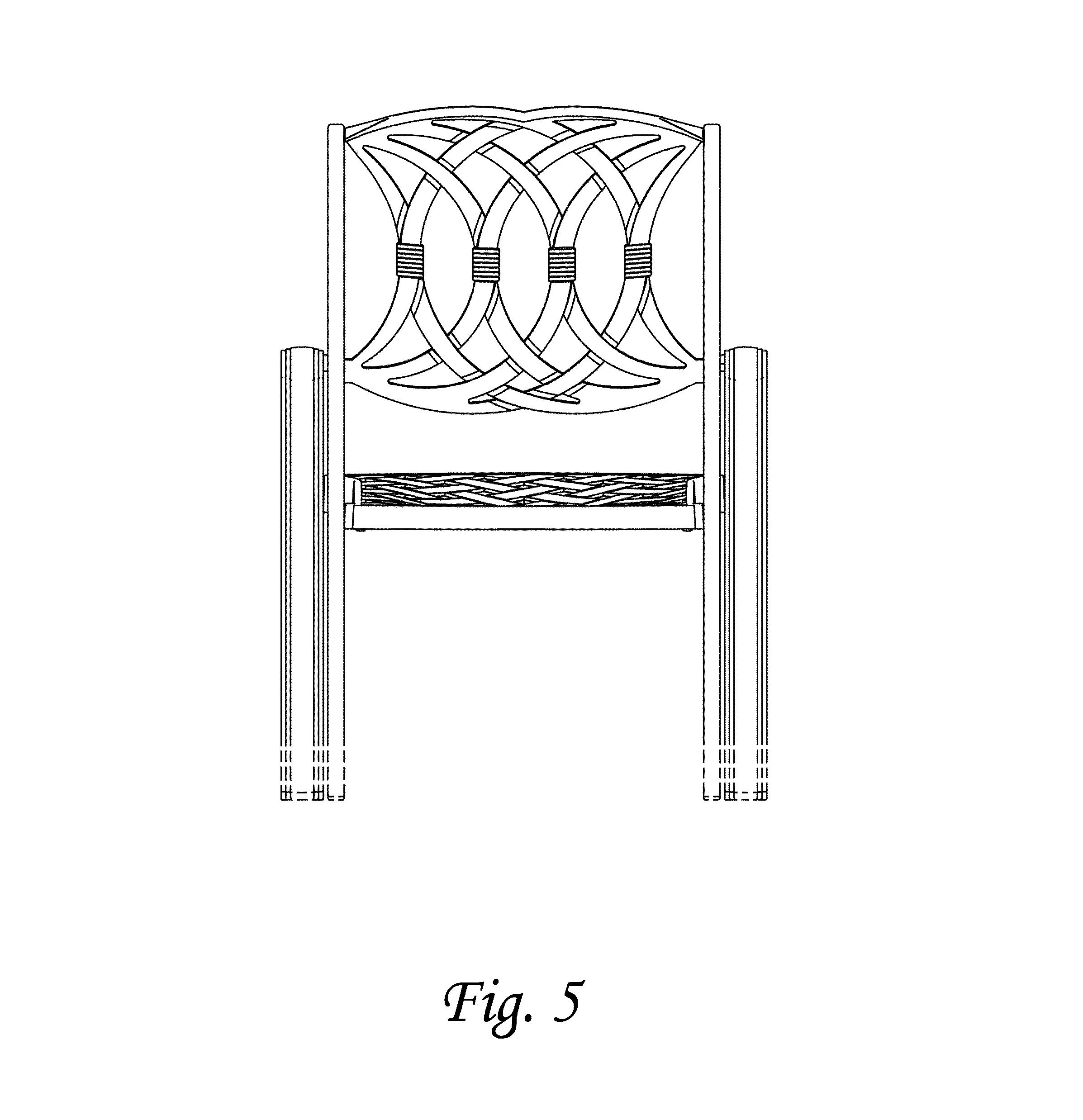 Beautiful Patent Drawing