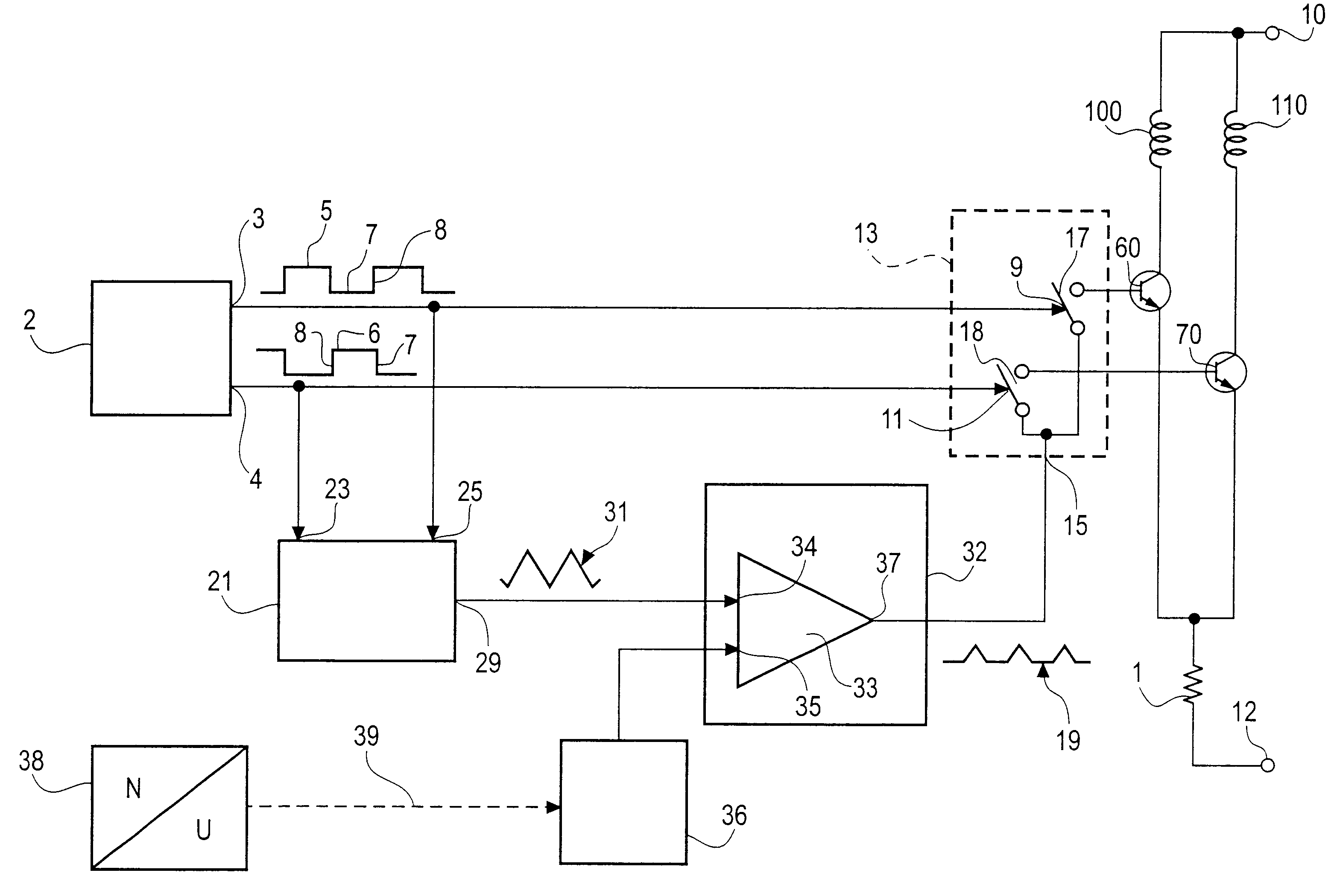 Patent Usre37589 Collectorless Direct Current Motor