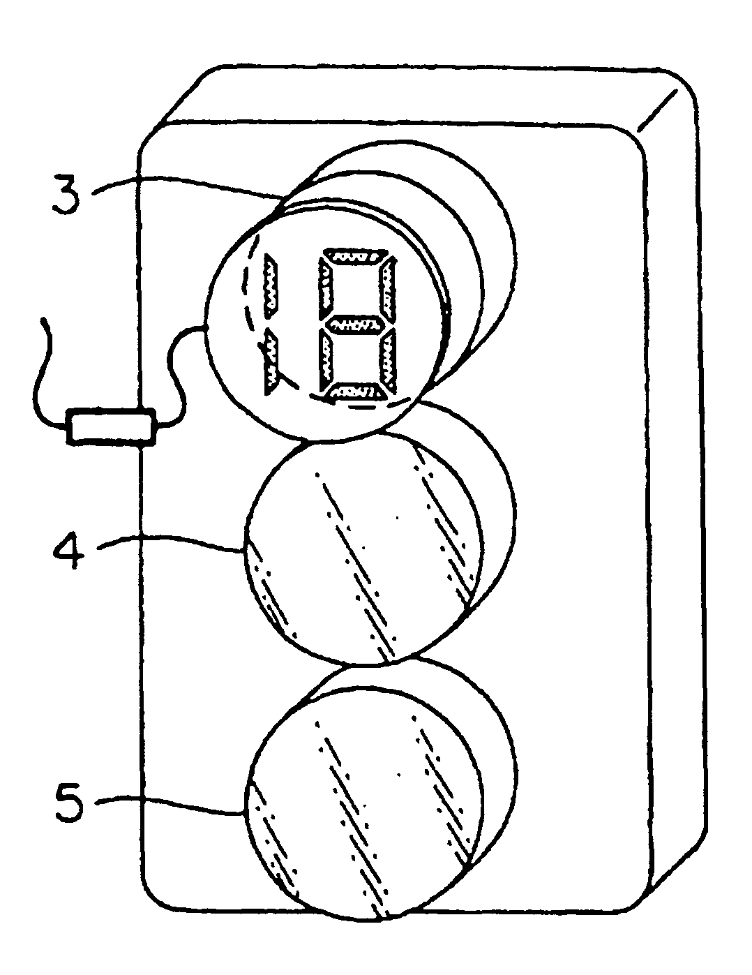 traffic lights coloring pages