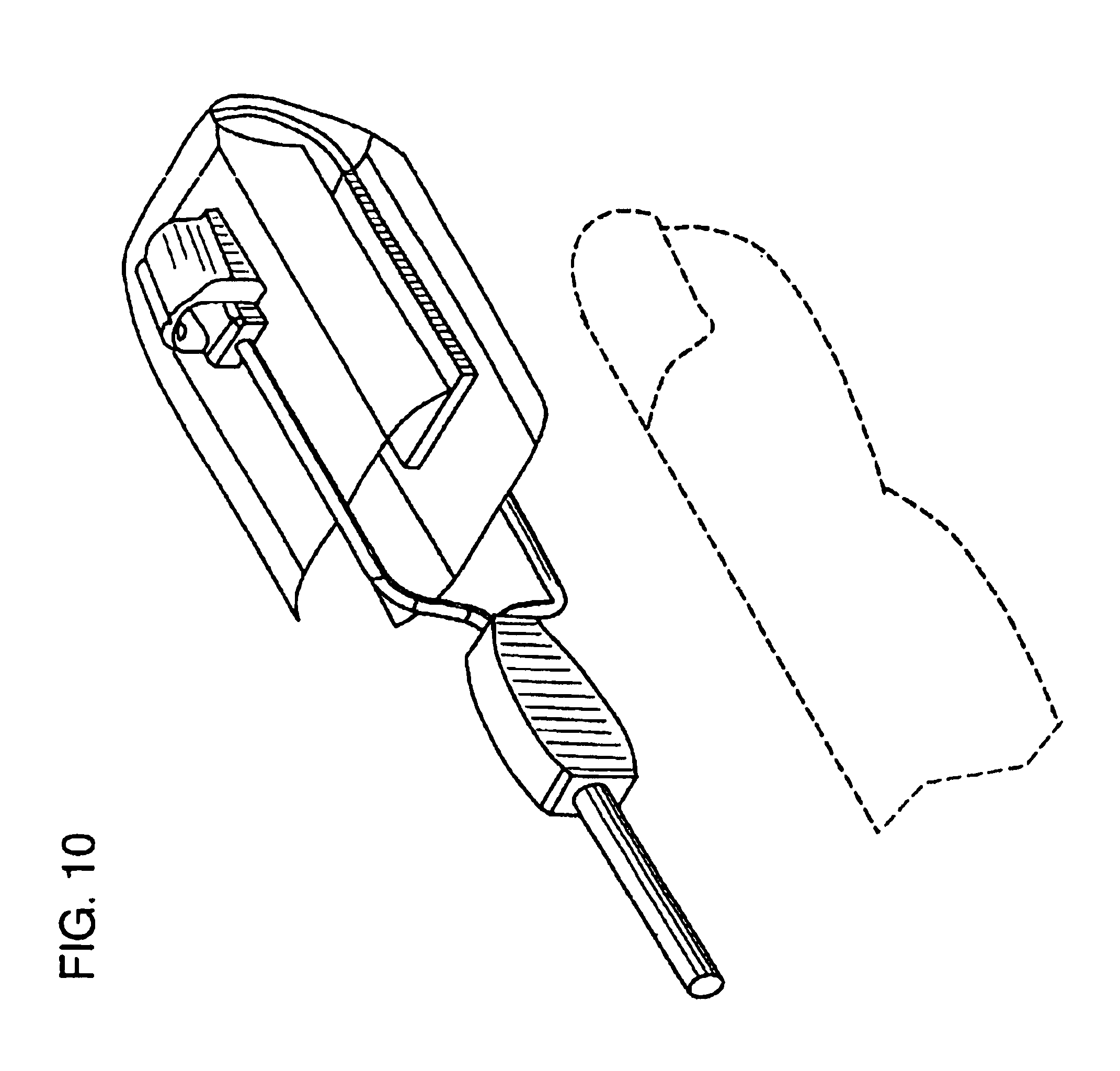 patent usre41912 - reusable pulse oximeter probe and disposable bandage apparatus