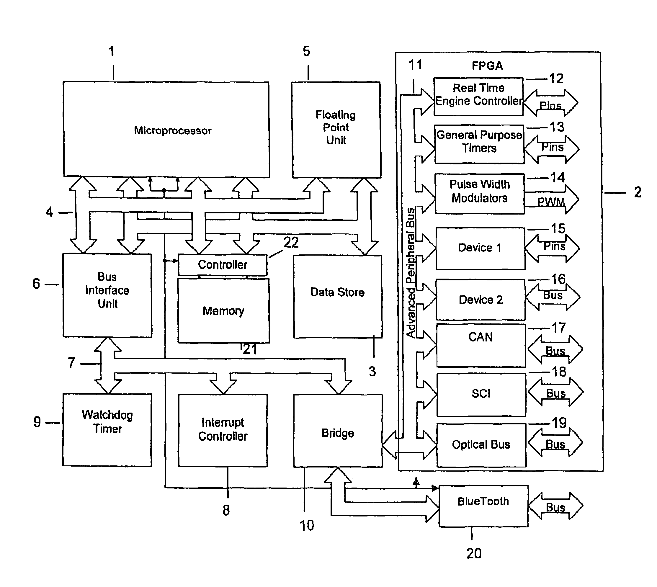 patent usre43619 - universal computer architecture - google patents