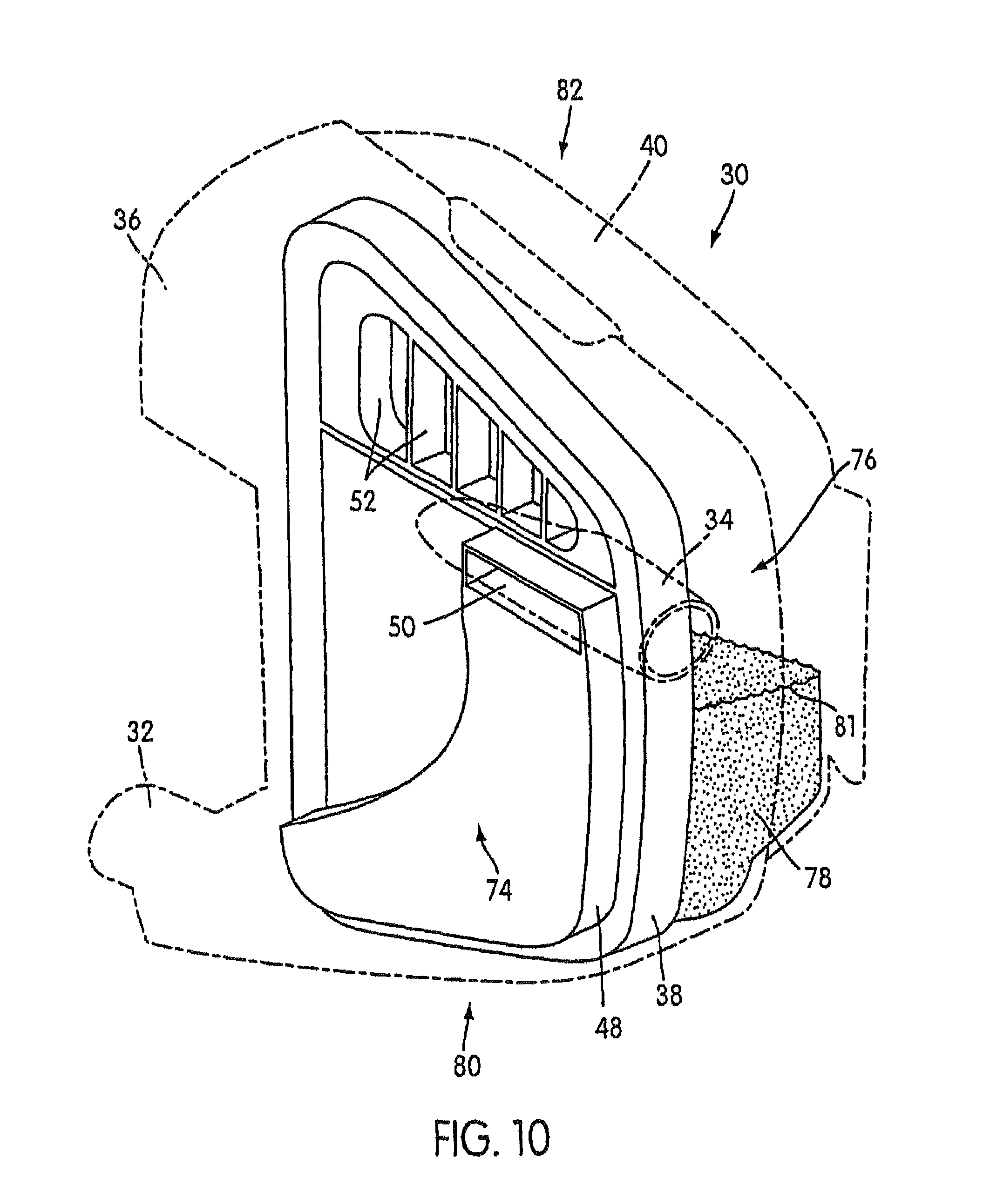 USRE44453 Humidifier with structure to prevent backflow of liquid  #3F3F3F