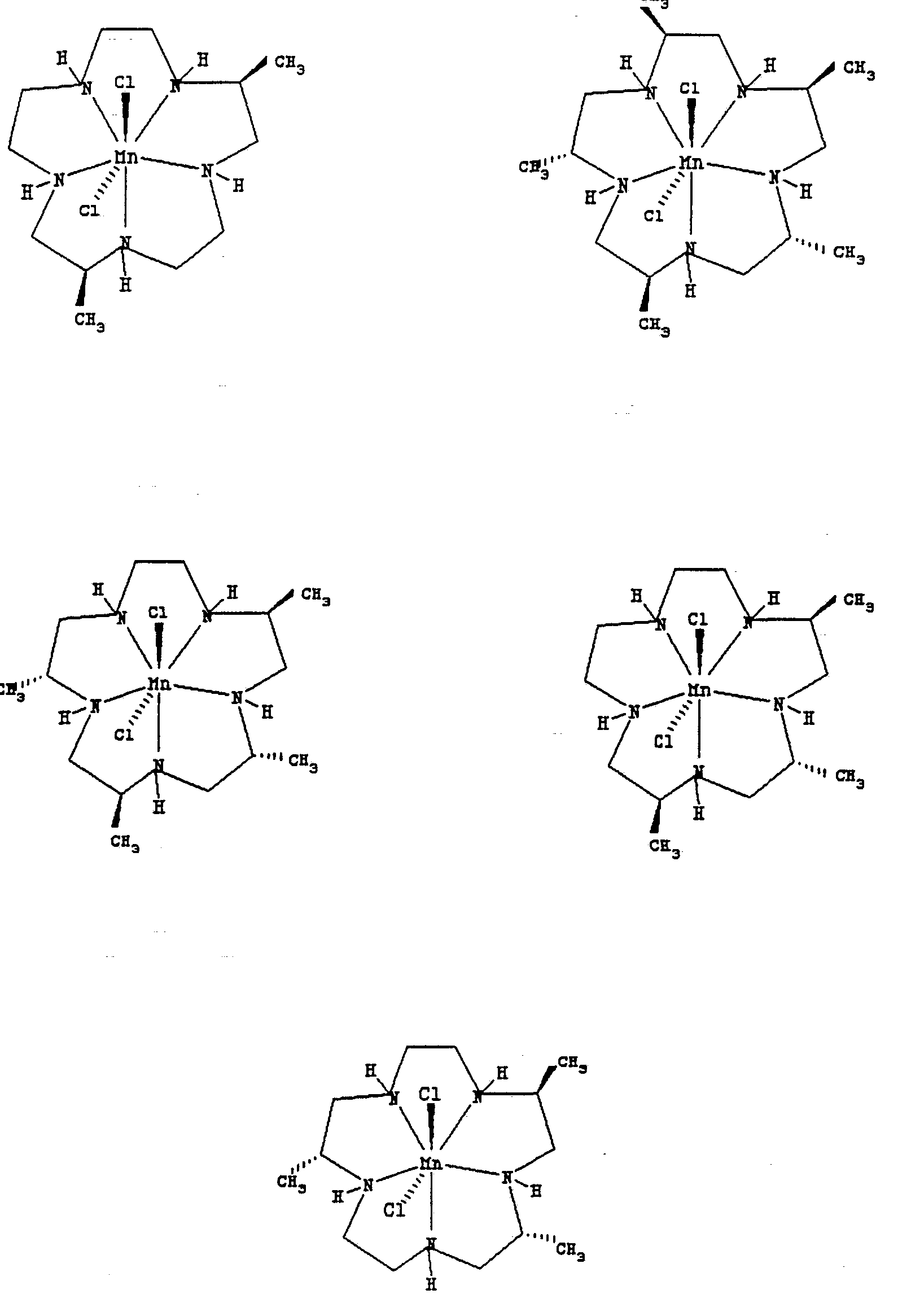 manganese iii complex Control of the axial coordination of a surface-confined manganese(iii) porphyrin complex manganese(iii) boucher l j 1972 manganese porphyrin complexes coord.