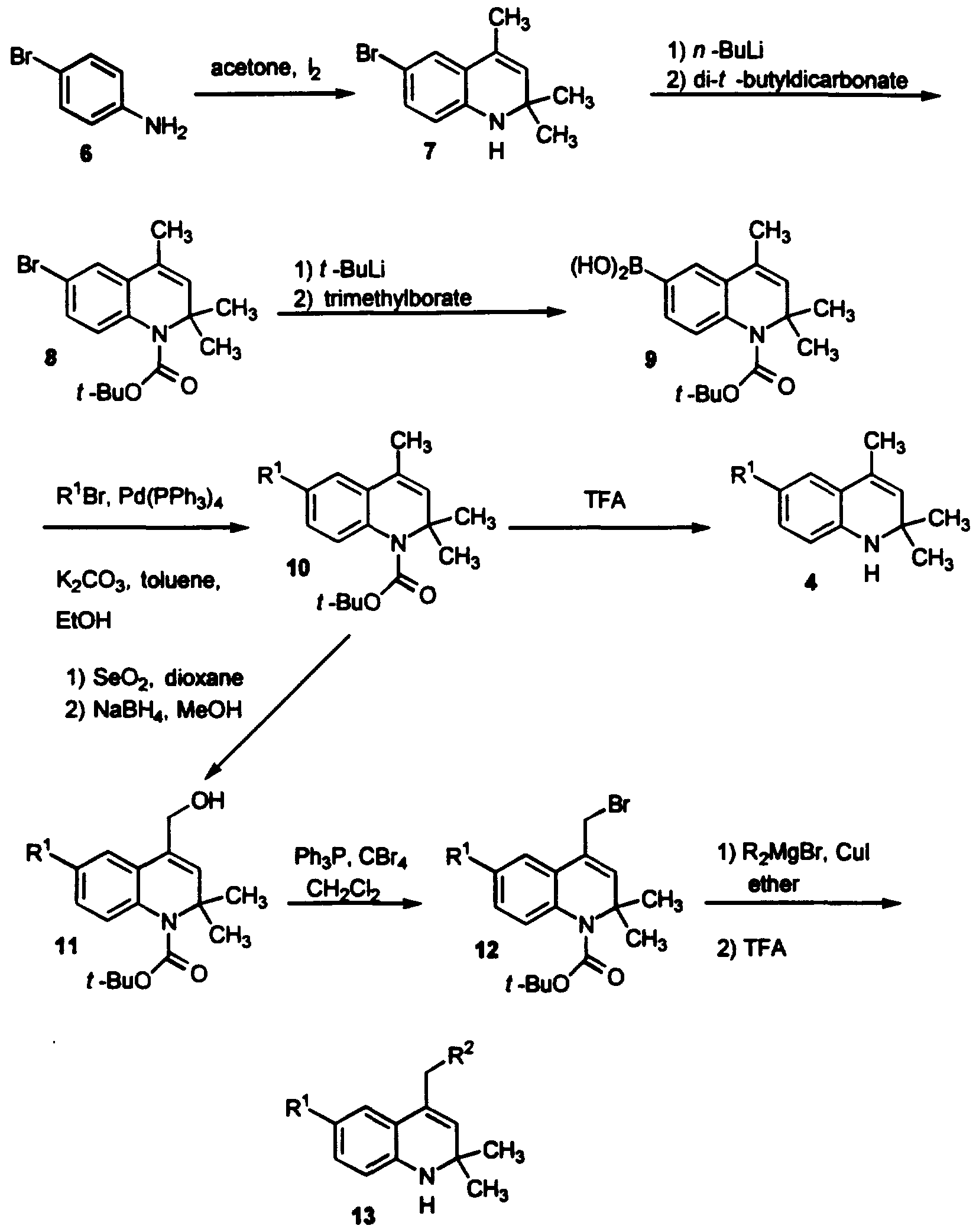 synthesis of p bromoaniline