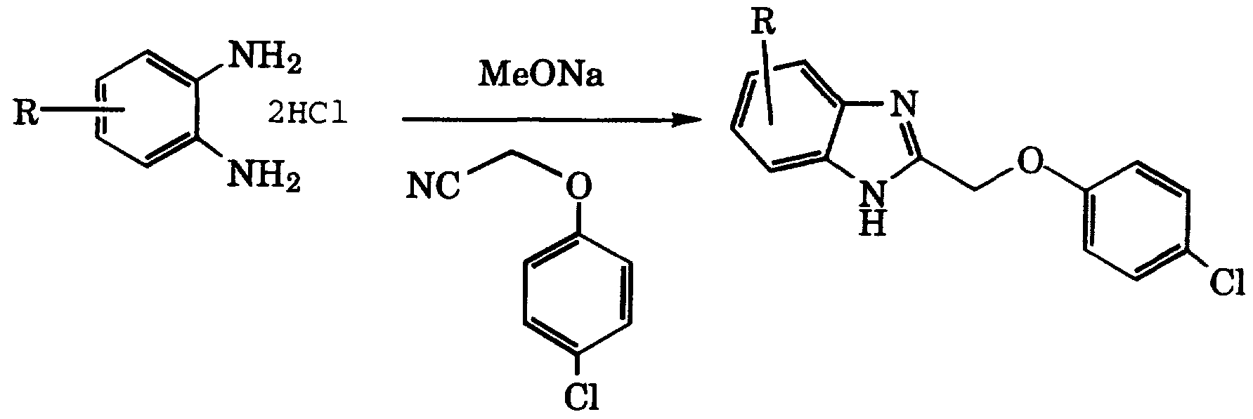 synthesis of benzimidazole from o phenylenediamine pdf