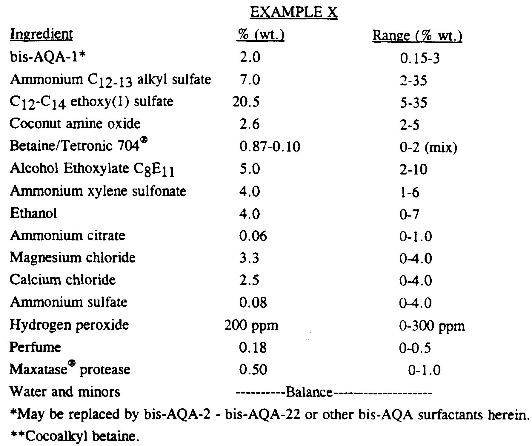 Patent Wo1997043388a2 Detergent Composition Google Patents