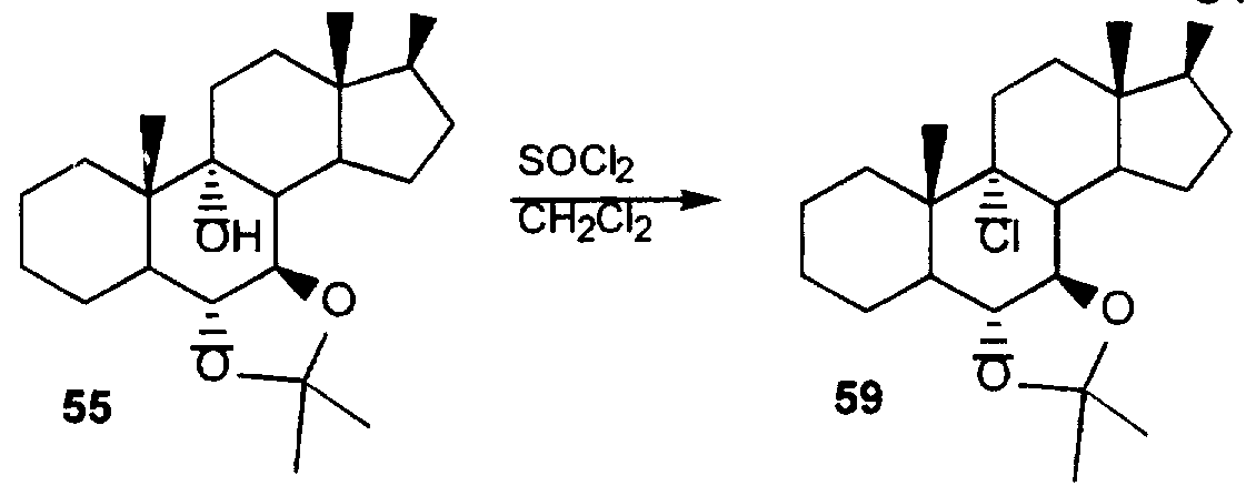 derivatization steroids