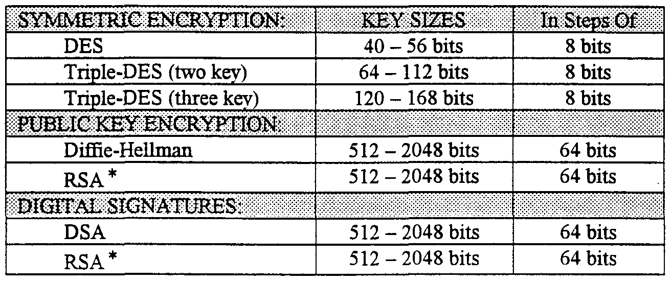 rsa cryptography algorithm pdf