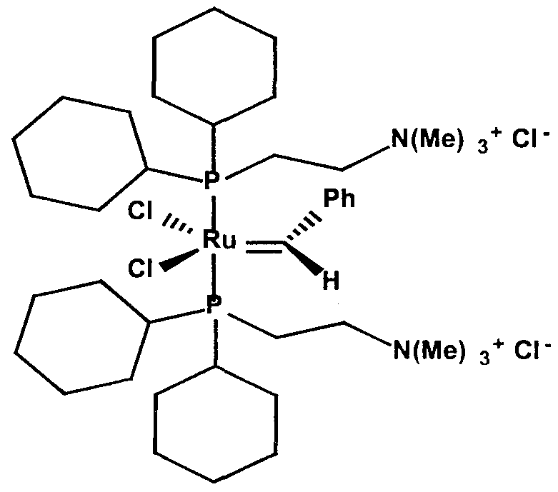 aqueous olefin metathesis Onium-tagged ru complexes as universal catalysts for olefin metathesis reactions in lowing metathesis in aqueous mixtures.