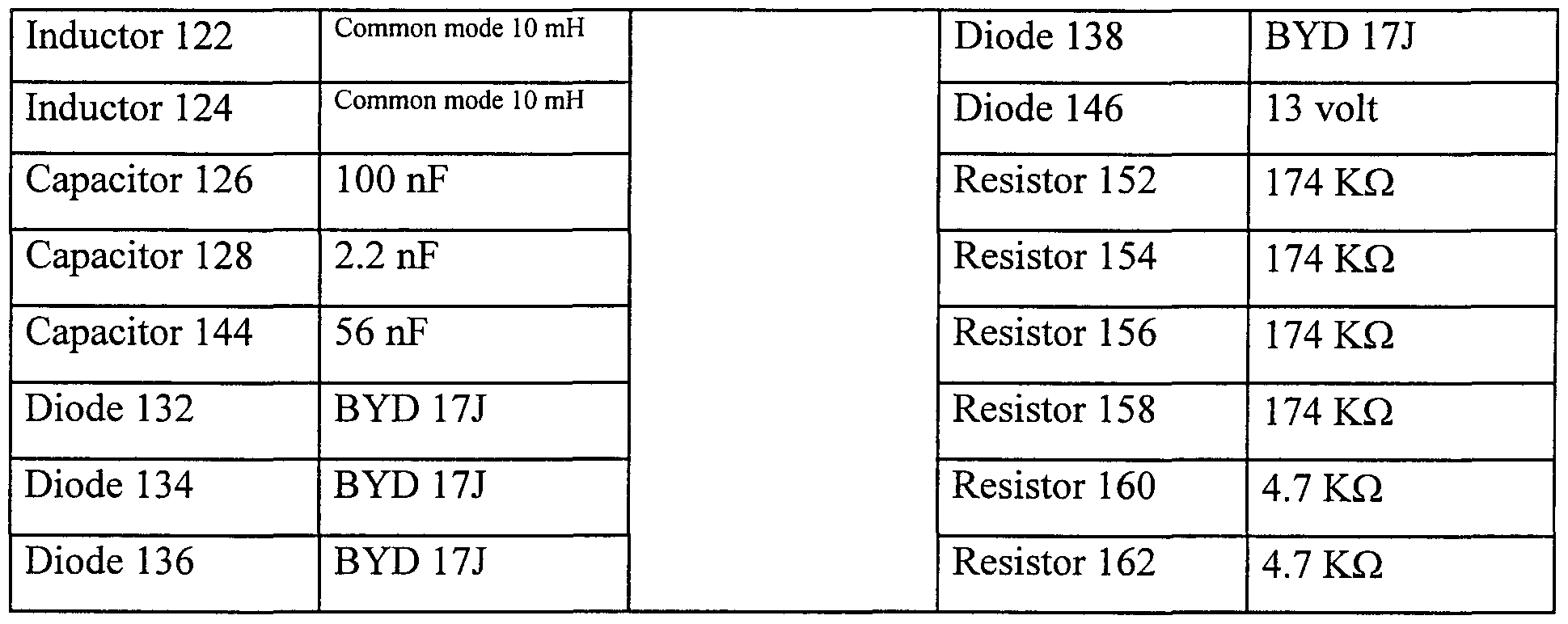 power factor correction table pdf