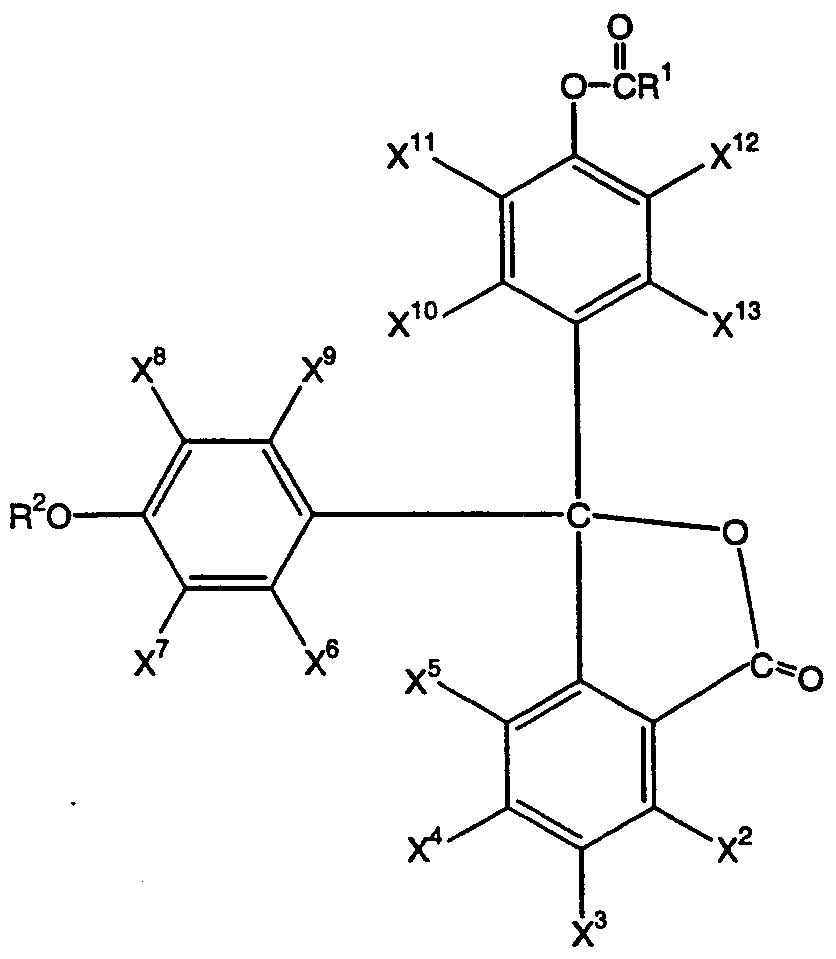 Patent WO2001000561A1 - Aromatic esters for marking or tagging ...
